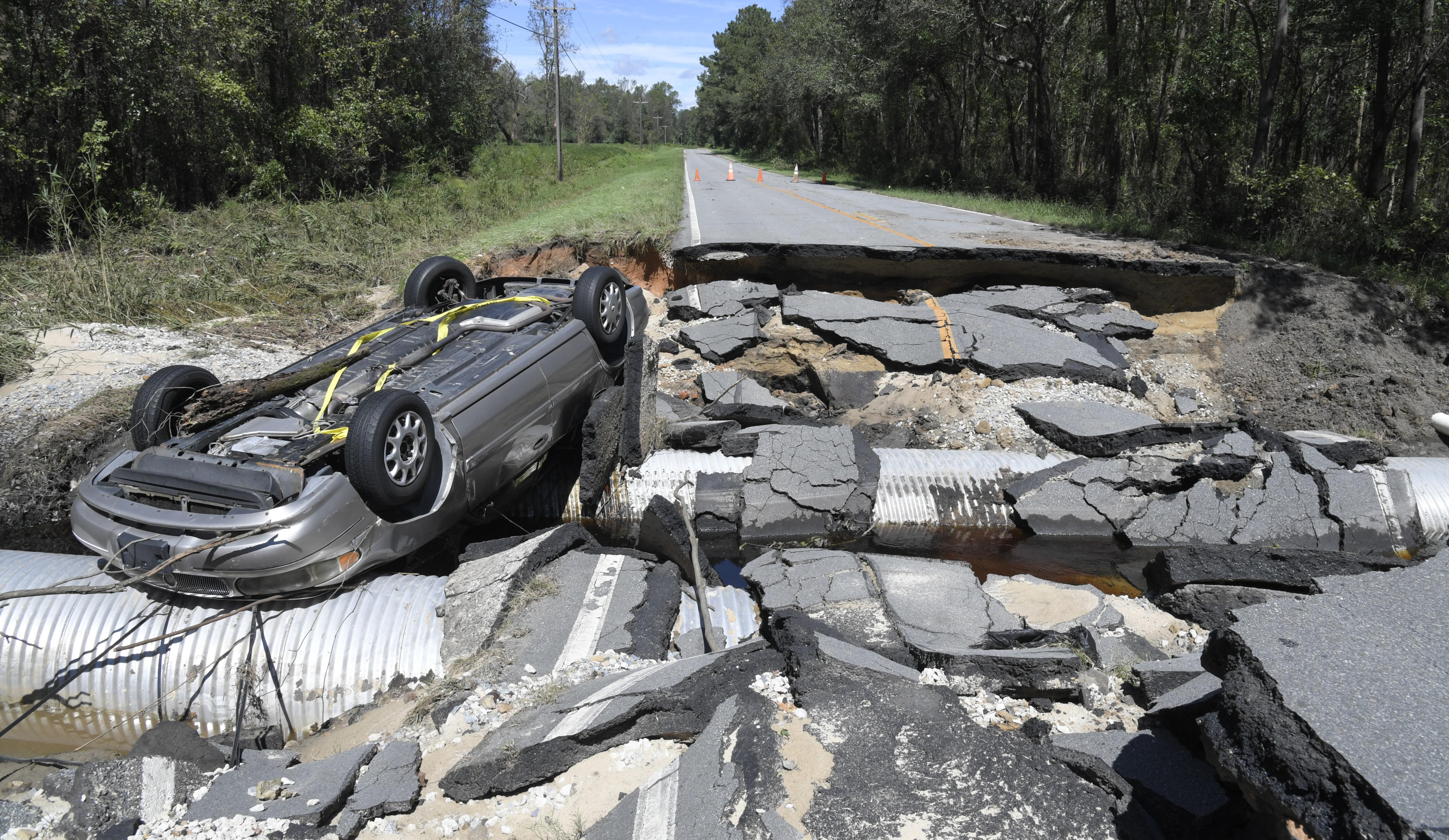 News: Hurricane Florence
