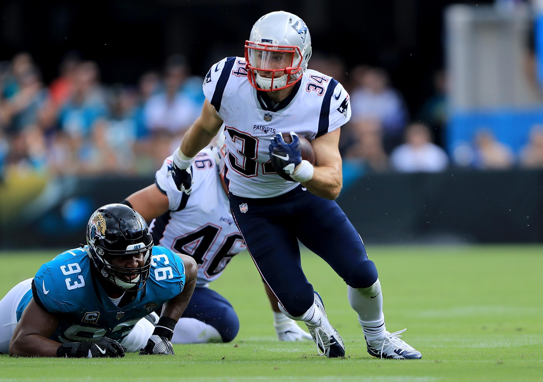 New England Patriots v Jacksonville Jaguars