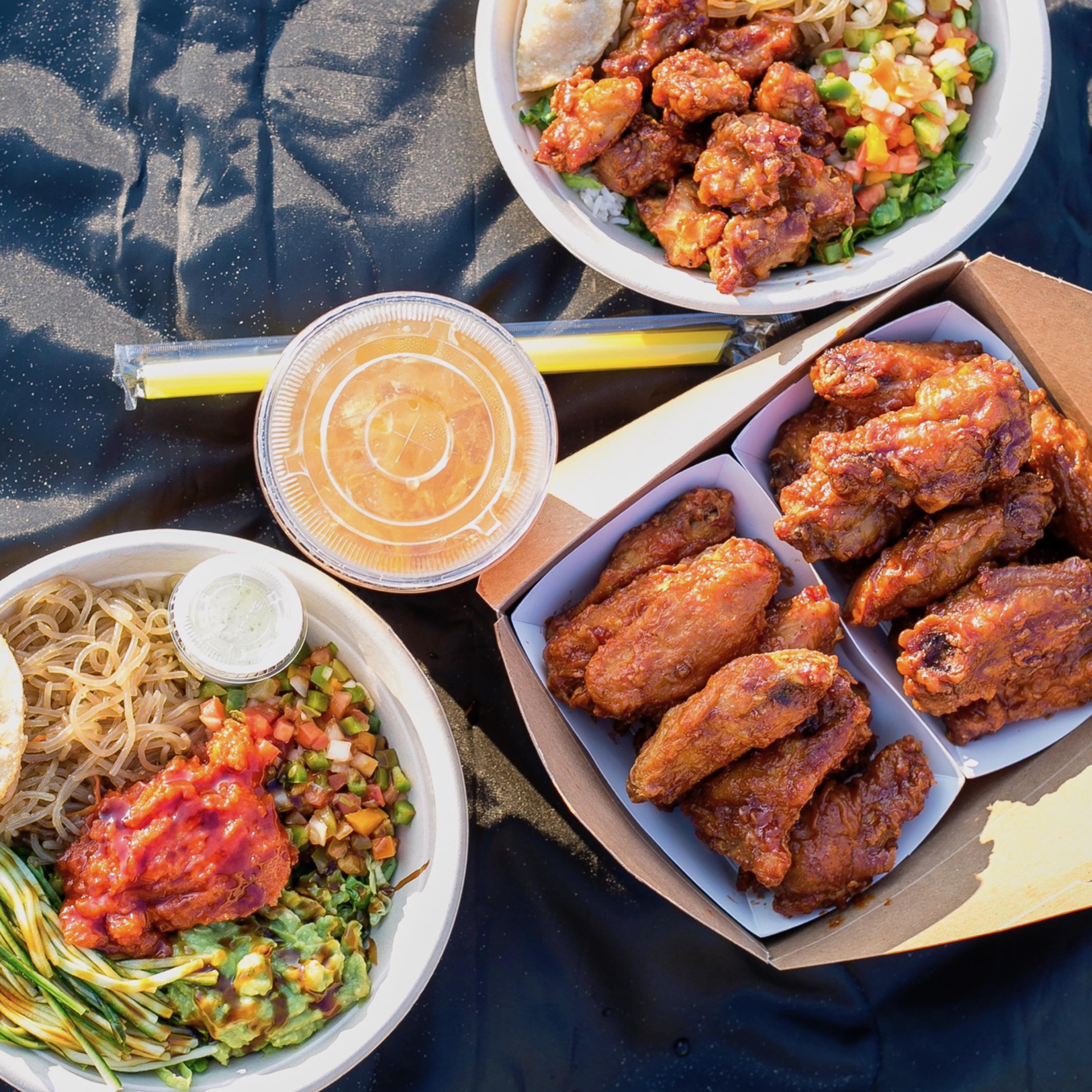Crunchik'n Will Soon Start Serving Korean Fried Chicken and Bulgogi Cheesesteaks
