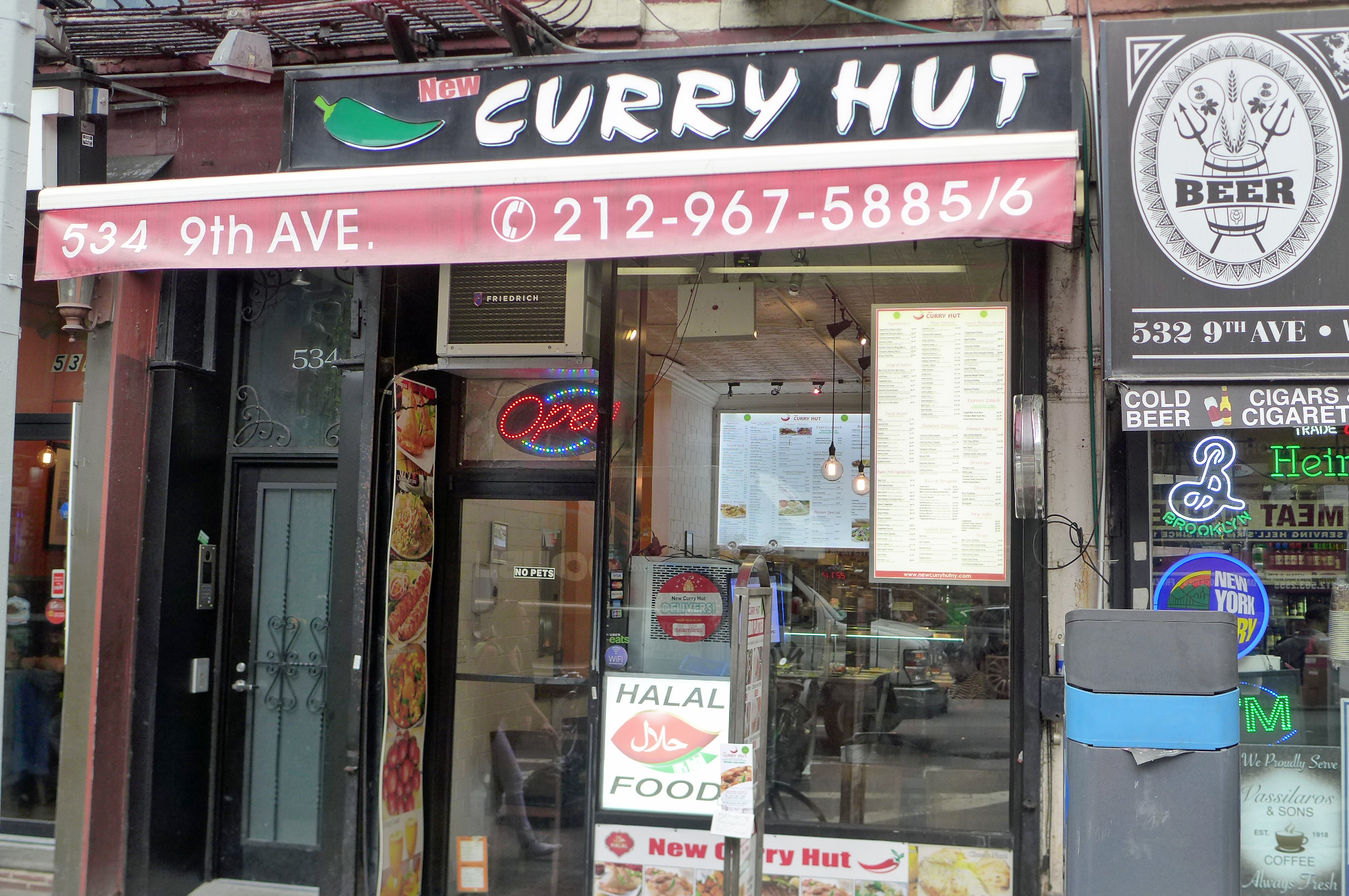 Hell's Kitchen's Curry Hut