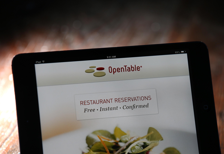 Priceline To Buy Online Reservation Service OpenTable For 2.6 Billion