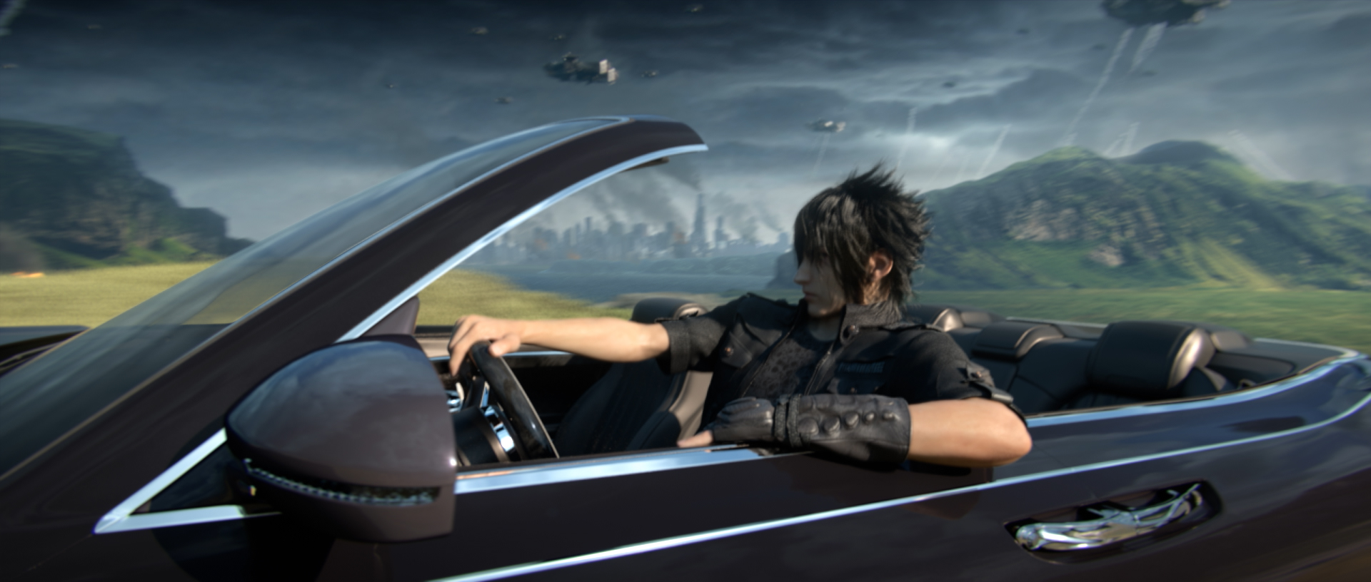 Hajime Tabata on Final Fantasy 15's finale and what comes next