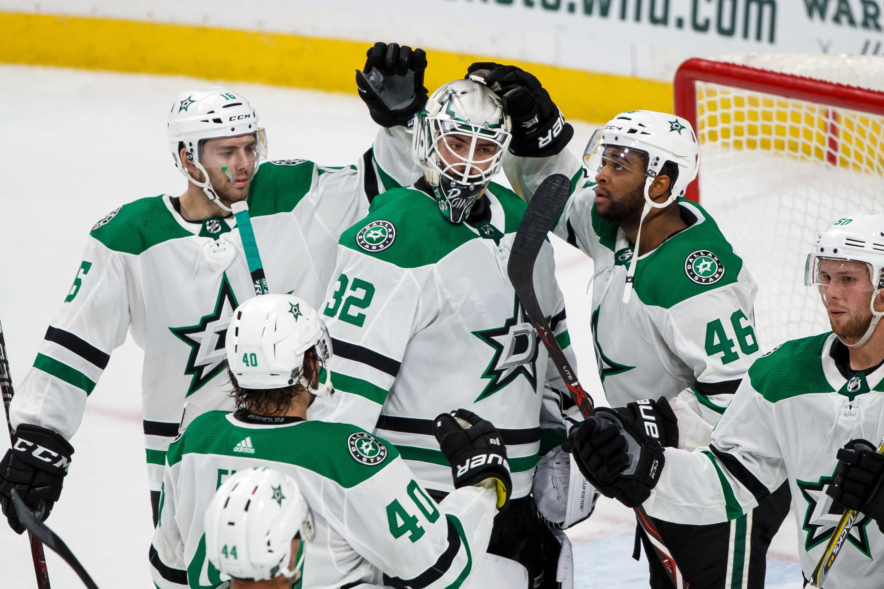 NHL: Preseason-Dallas Stars at Minnesota Wild