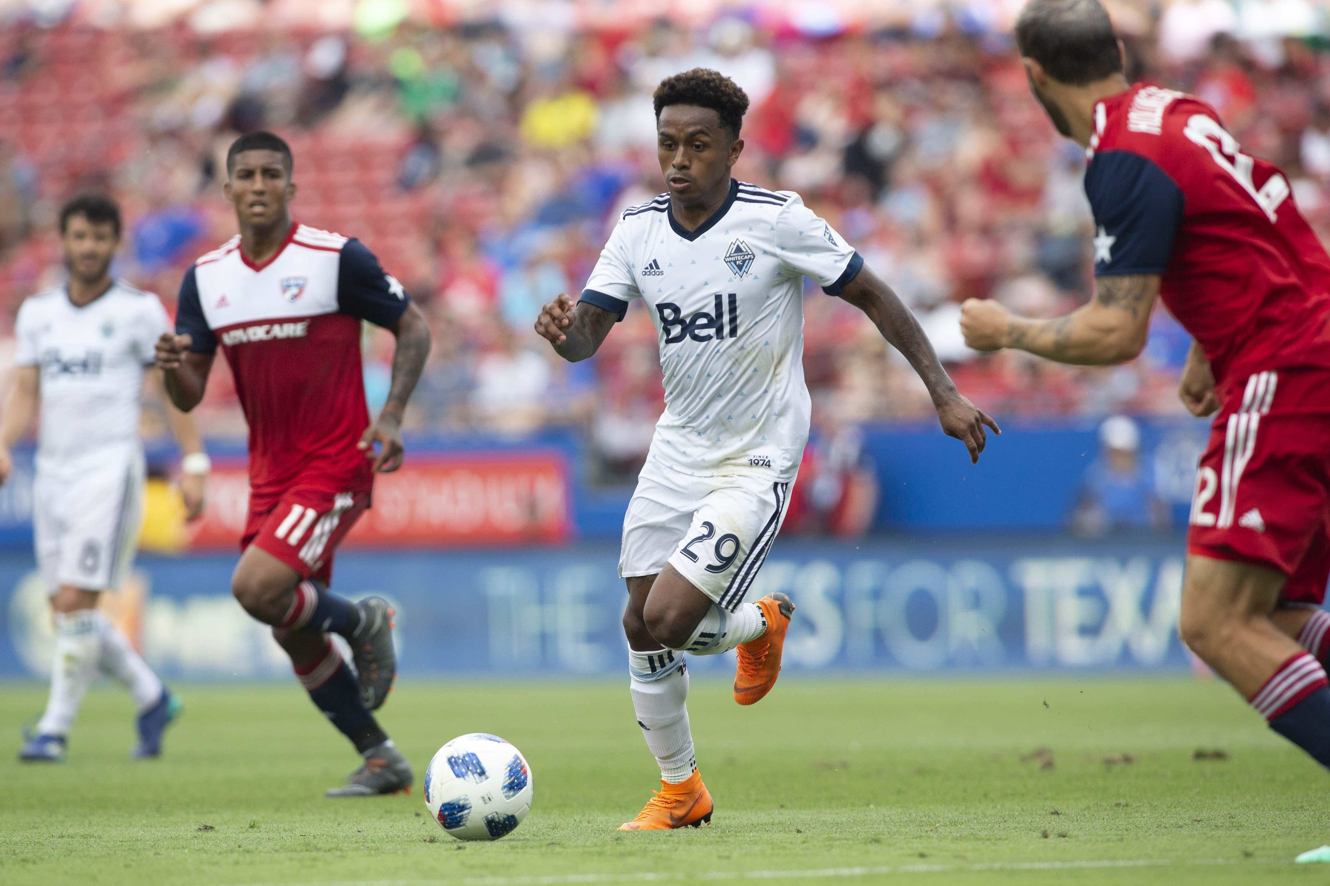 MLS: Vancouver Whitecaps at FC Dallas