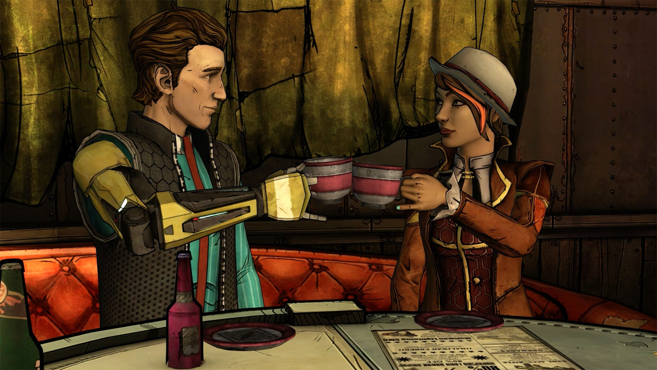 Telltale designer shares a memory of how an office joke got into a game
