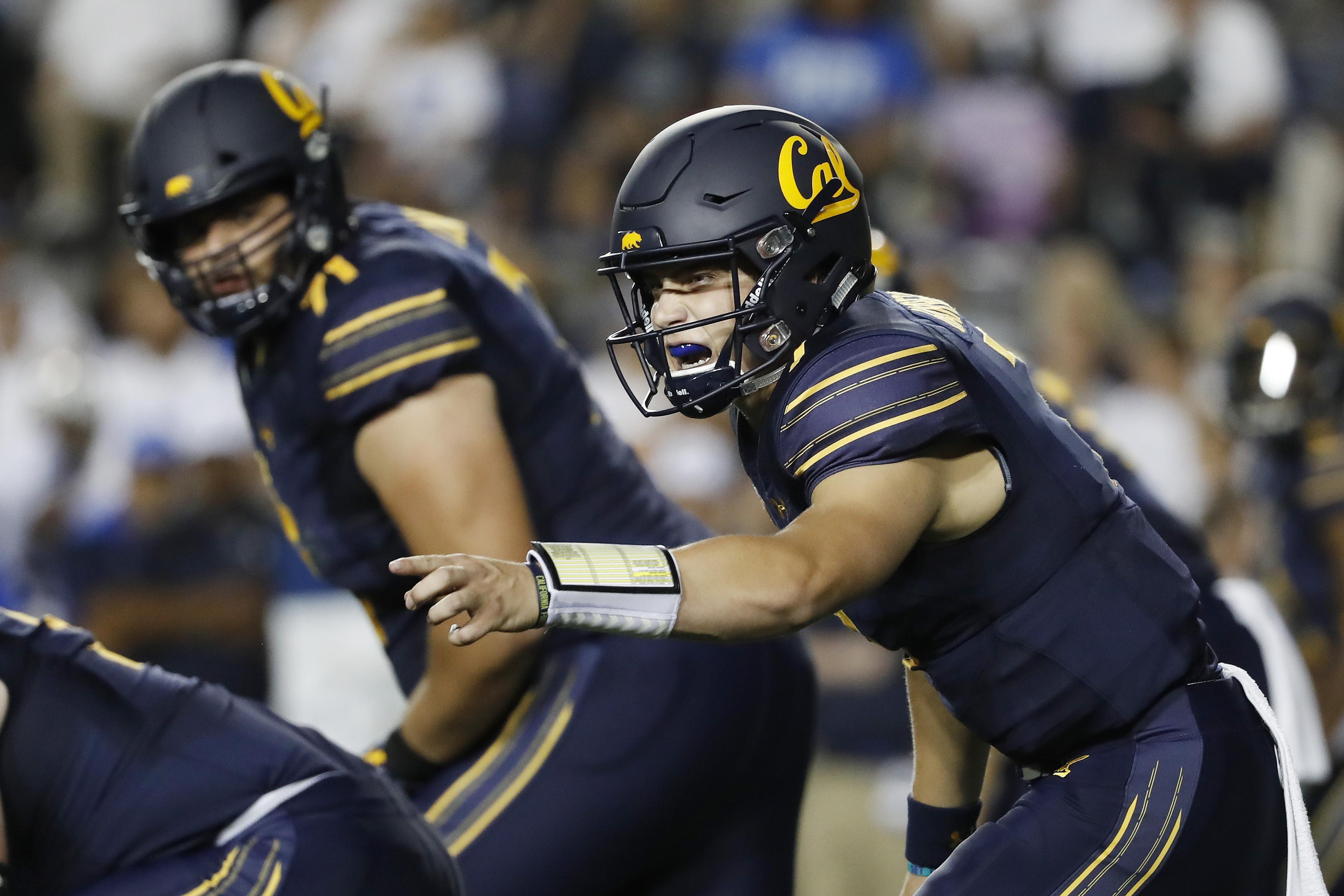 NCAA Football: California at Brigham Young