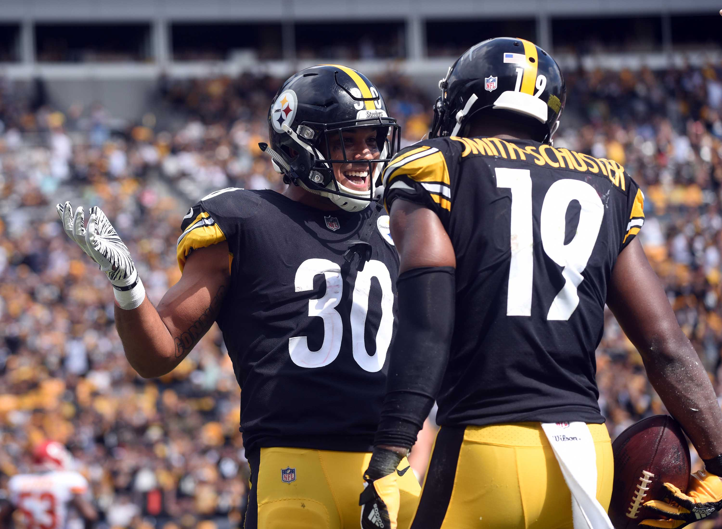 NFL: Kansas City Chiefs at Pittsburgh Steelers