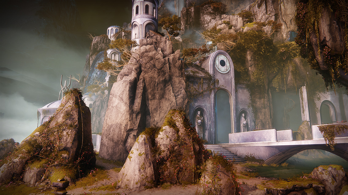 New multiplayer modes and maps are coming to Destiny 2 today