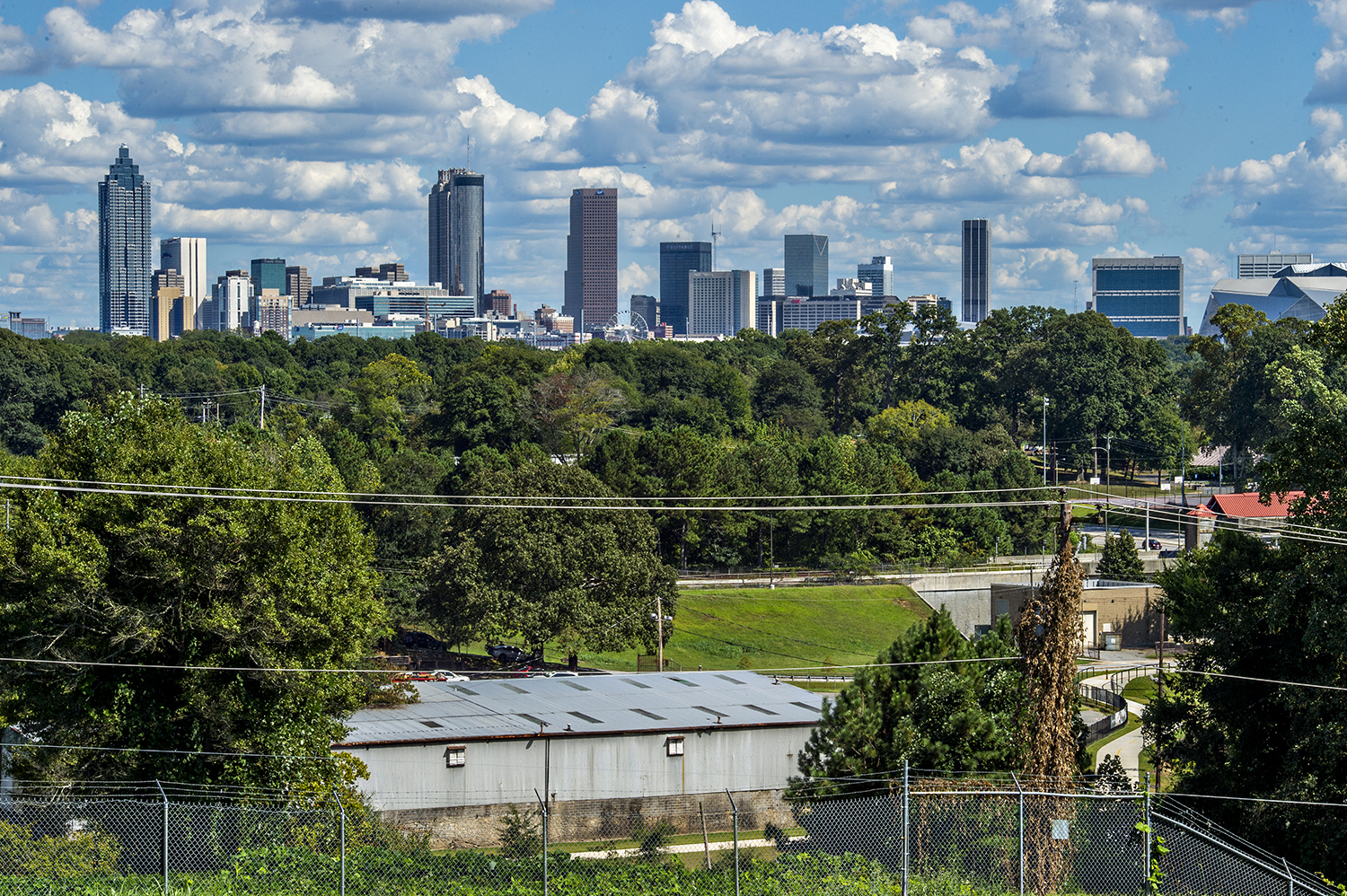 The Quarry Yards project's second phase is expected to offer city views like these.