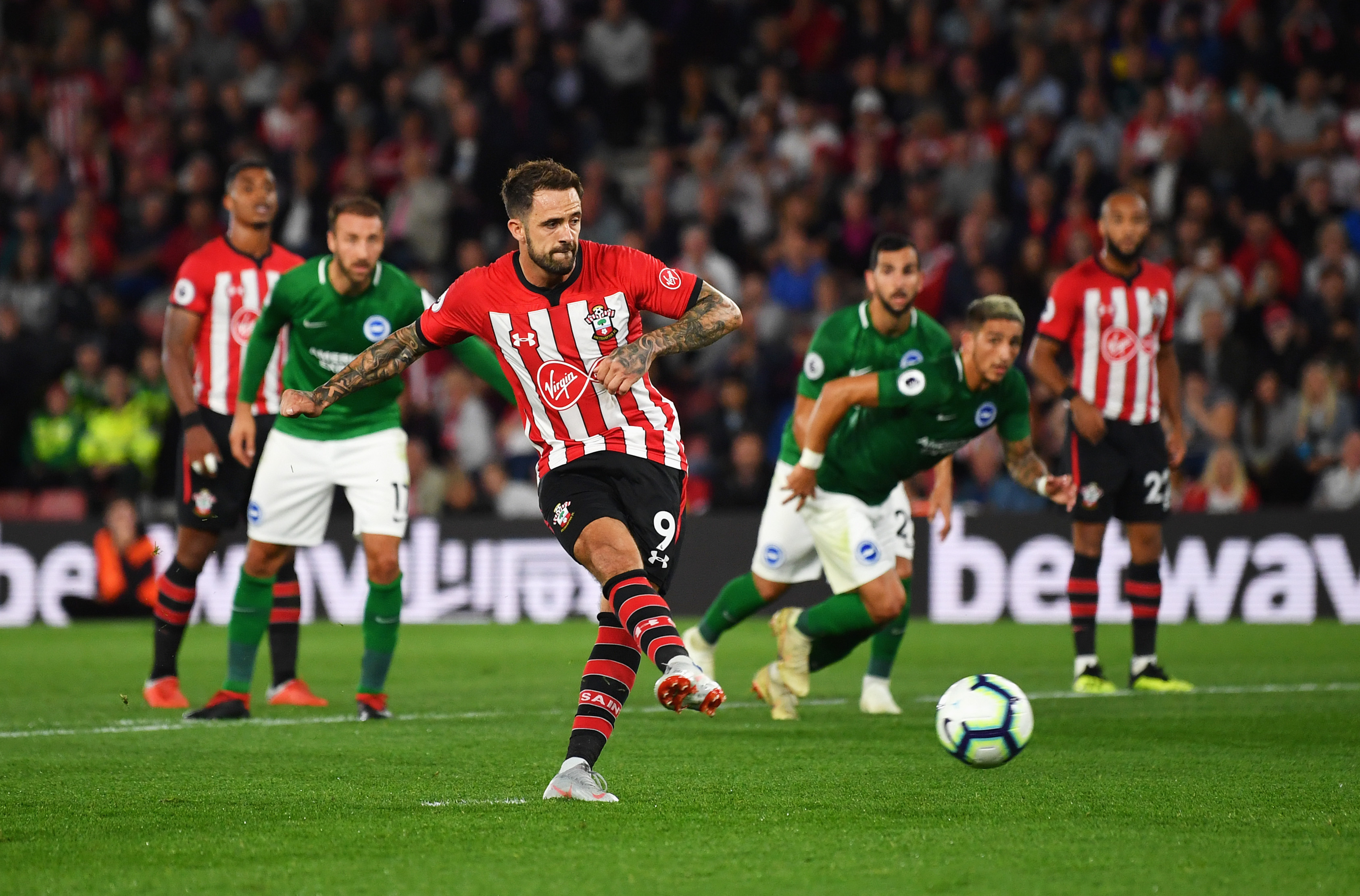 Southampton to use augmented reality to sell pitchside advertising space