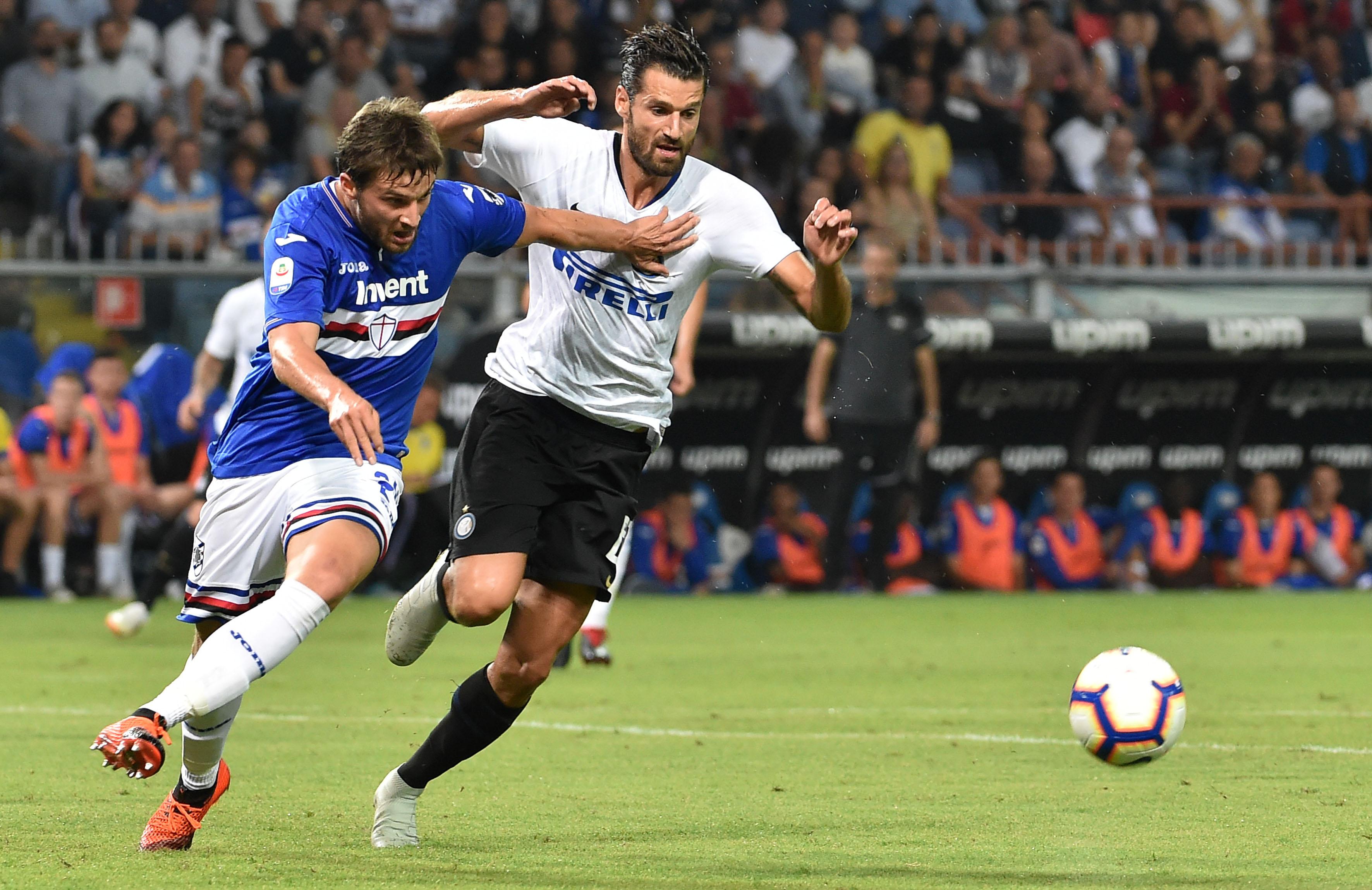 UC Sampdoria v FC Internazionale - Serie A