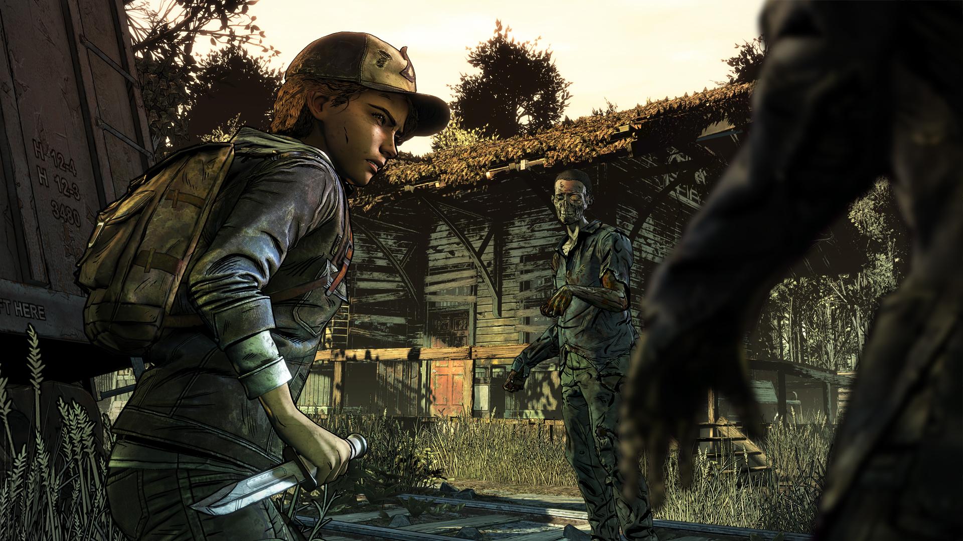 Telltale pulls The Walking Dead's final season from sale
