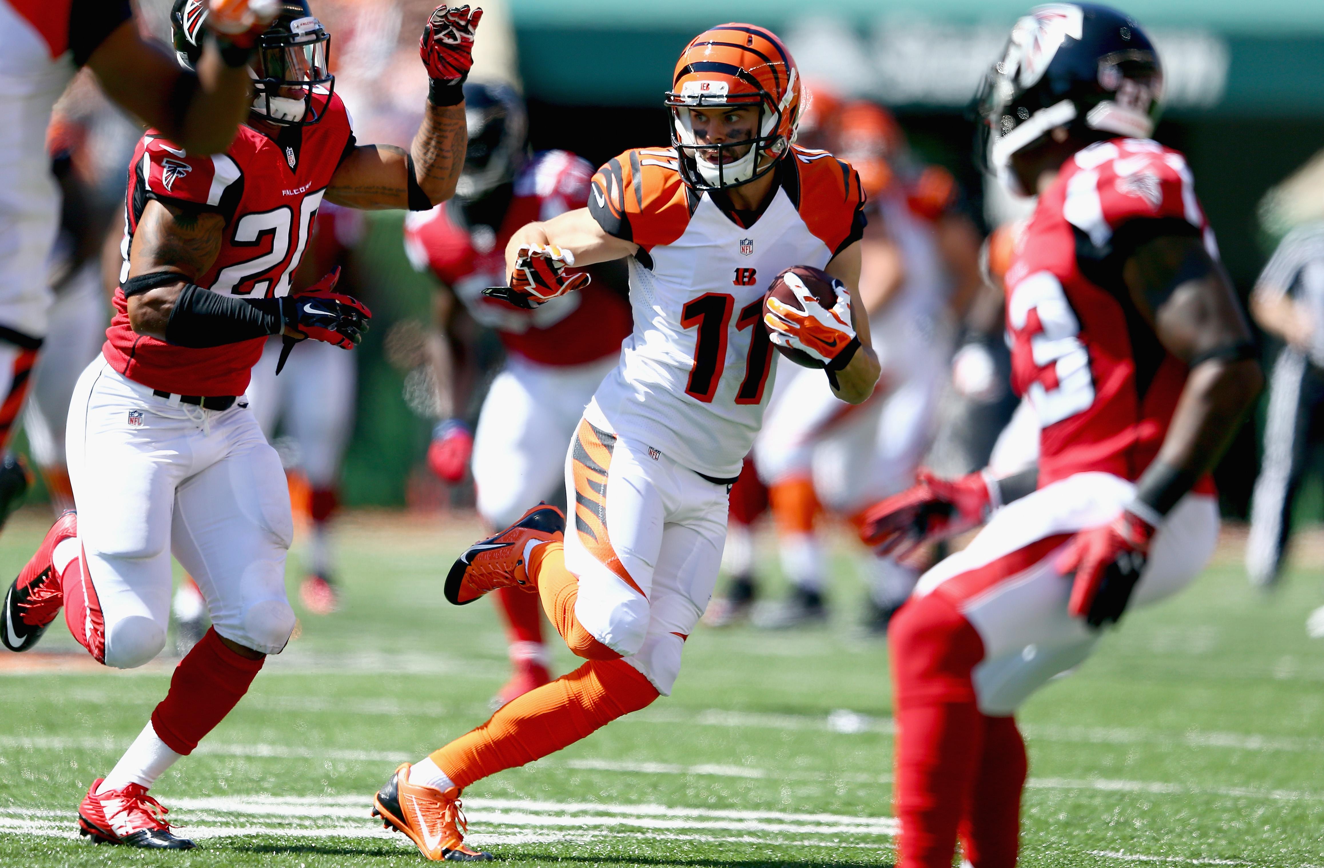 Atlanta Falcons v Cincinnati Bengals