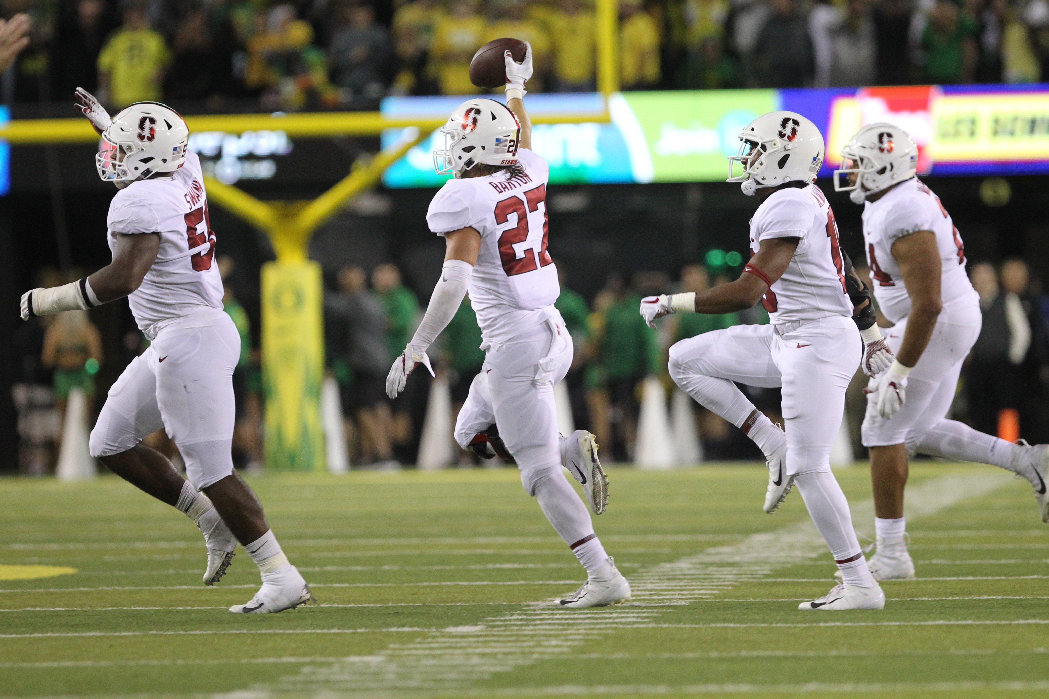 PODCAST AIN'T PLAYED NOBODY: Stanford-Oregon and Nebraska's perpetual identity crisis