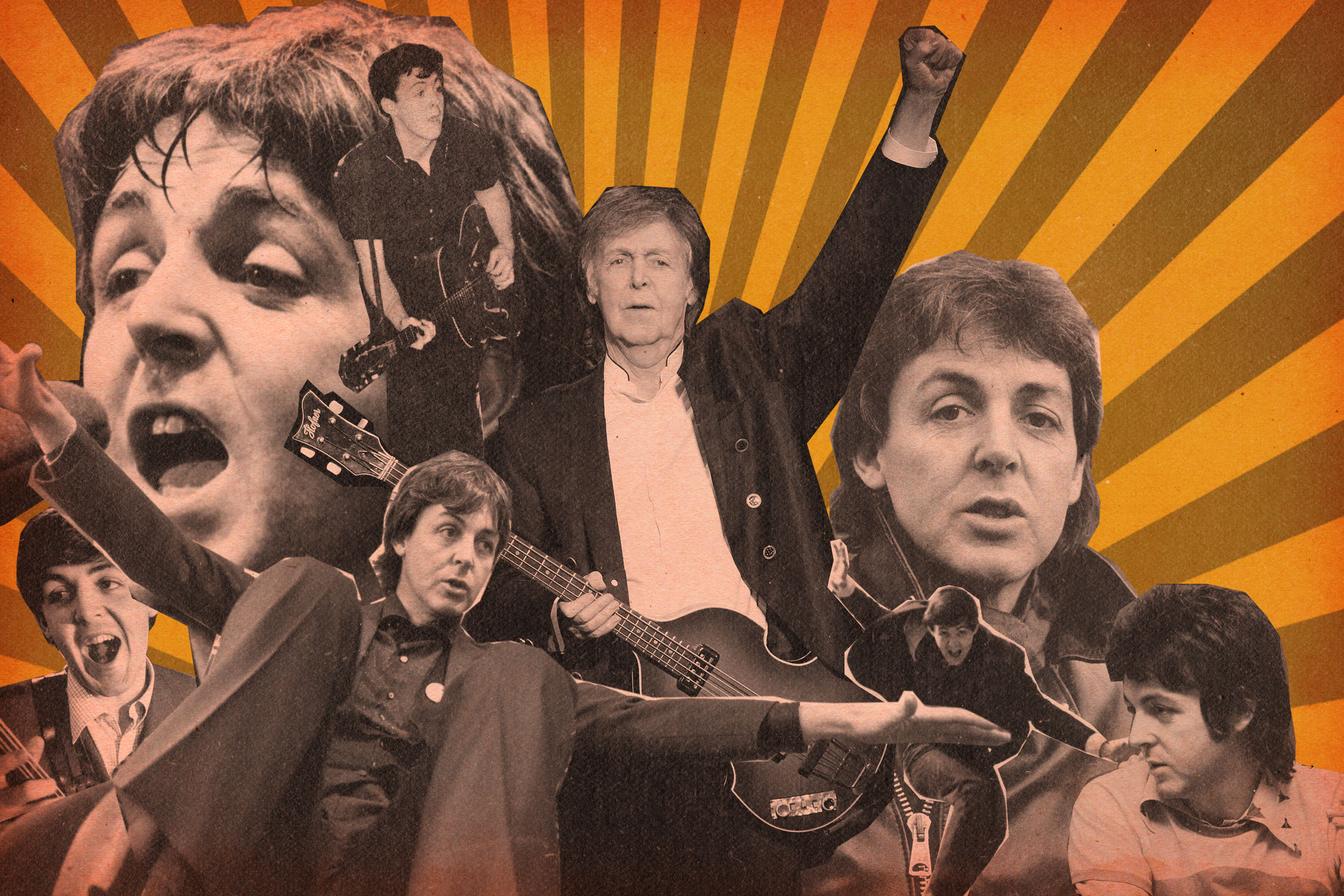 Egypt Station' and the Legacy of Paul McCartney's Message Songs