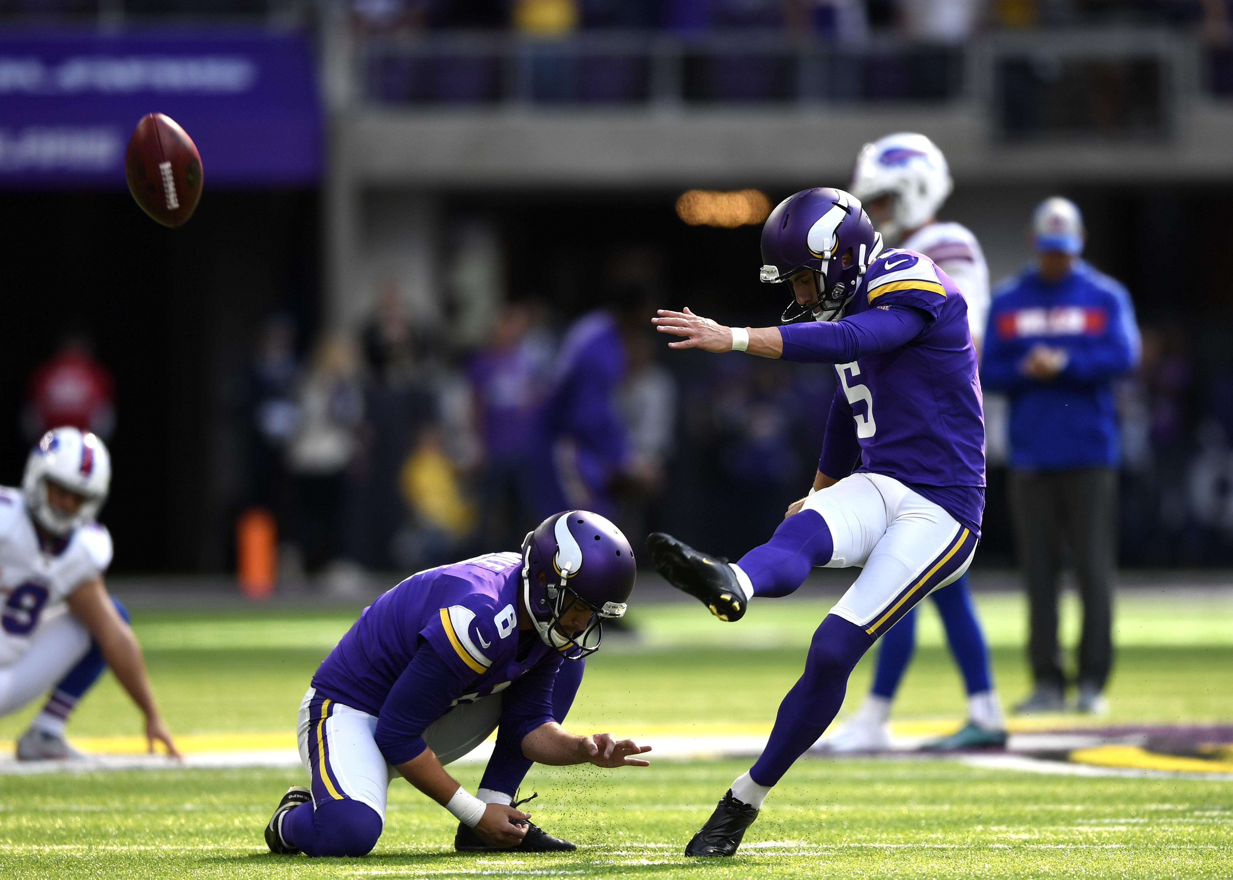 Buffalo Bills v Minnesota Vikings