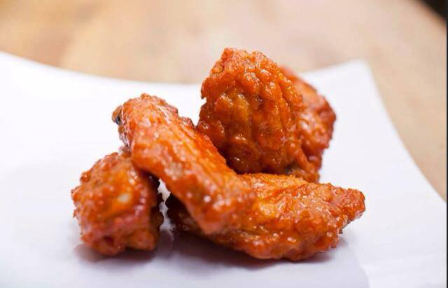 Crave - Mad for Chicken wings