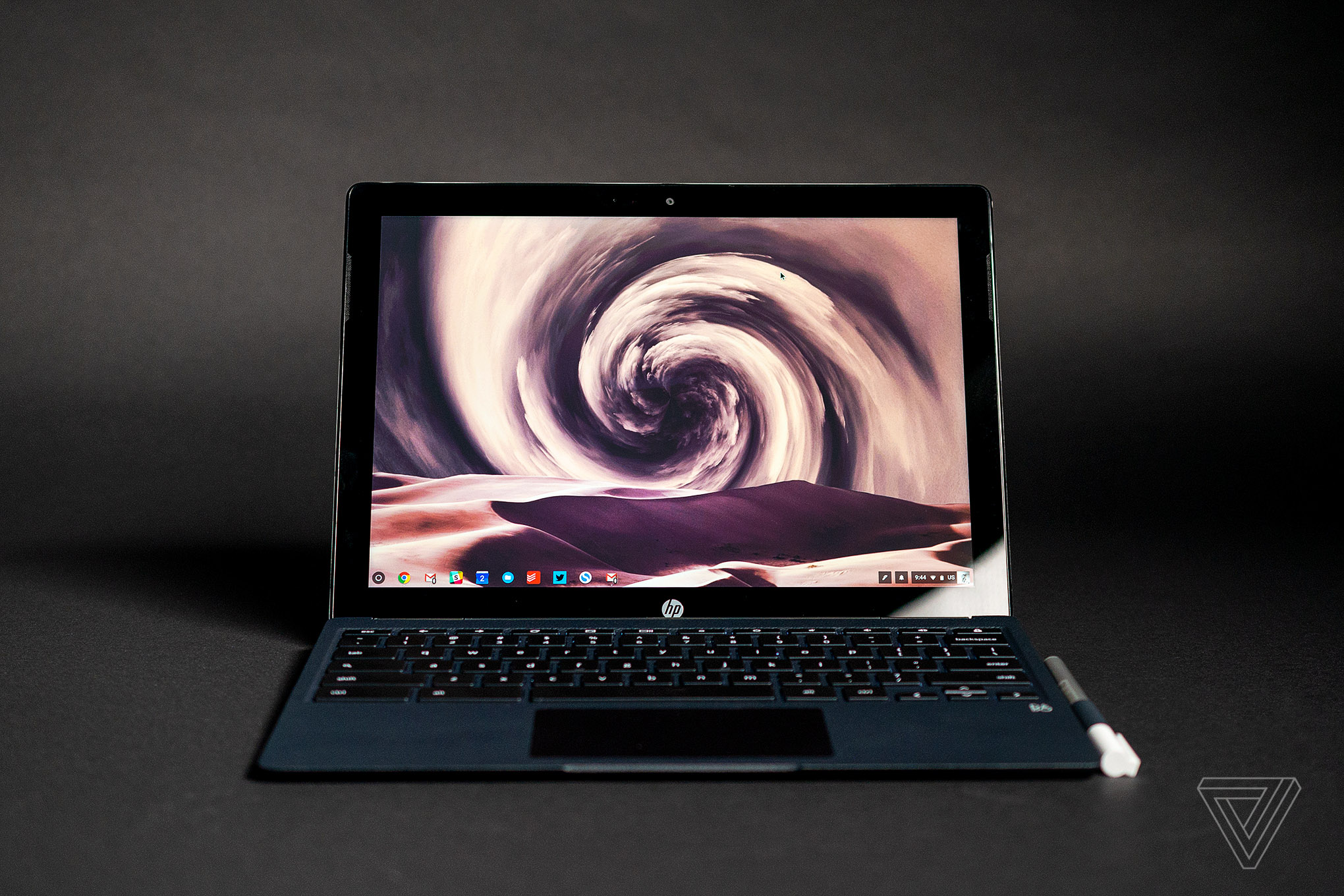 HP Chromebook x2 review: semi-pro - The Verge