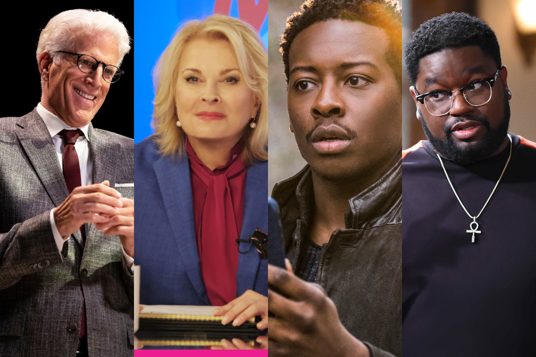 The Good Place, Murphy Brown, God Friended Me, REL
