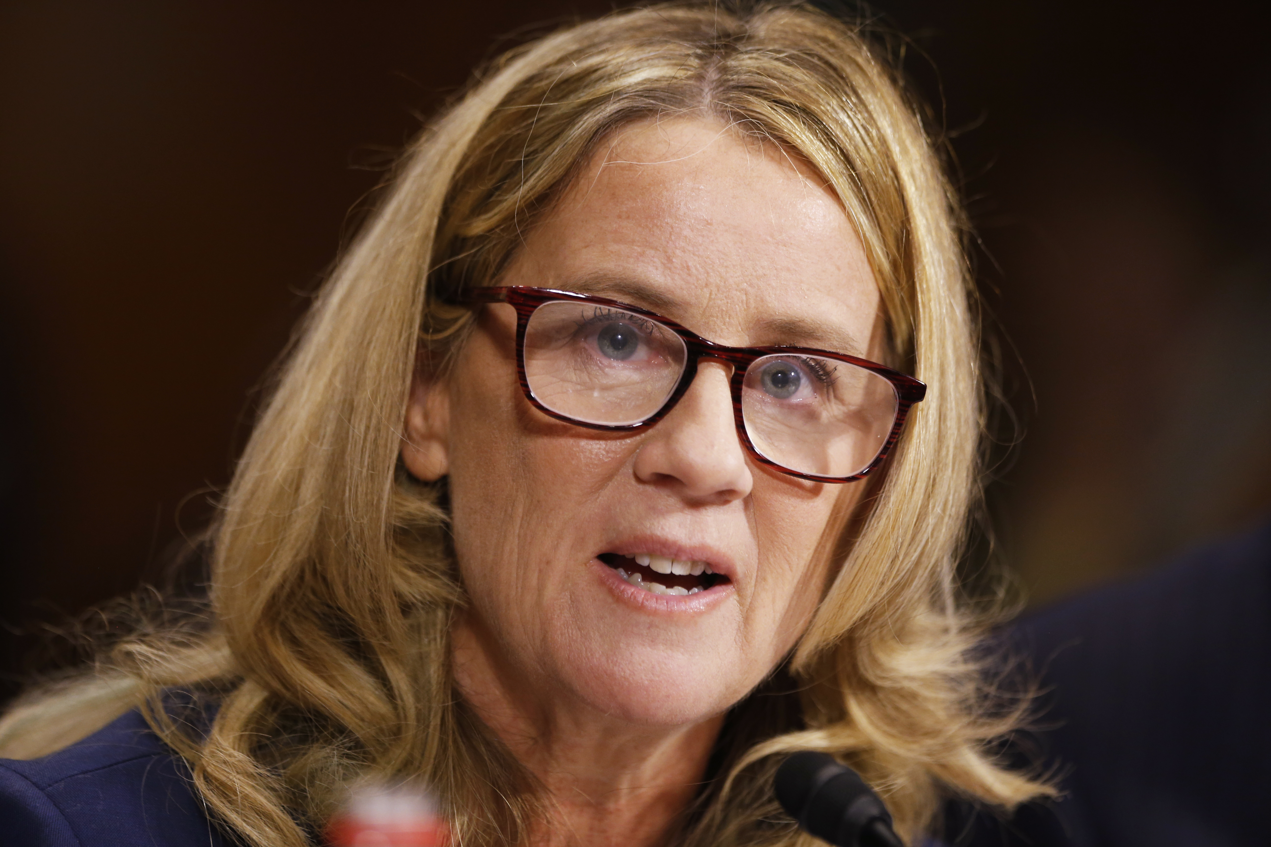 Star Wars voice actress mocks Christine Blasey Ford's voice during Kavanaugh testimony