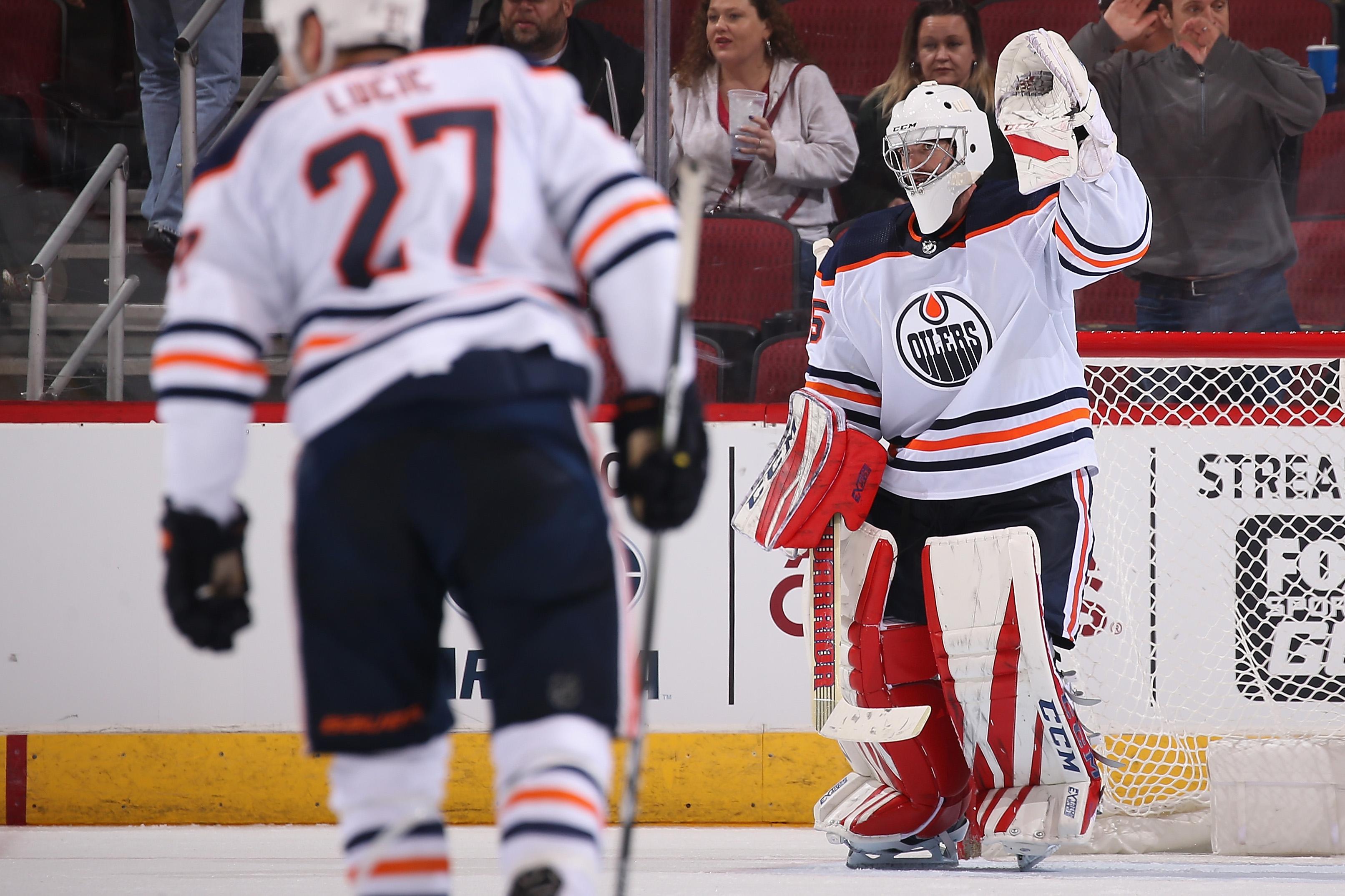 Edmonton Oilers v Arizona Coyotes