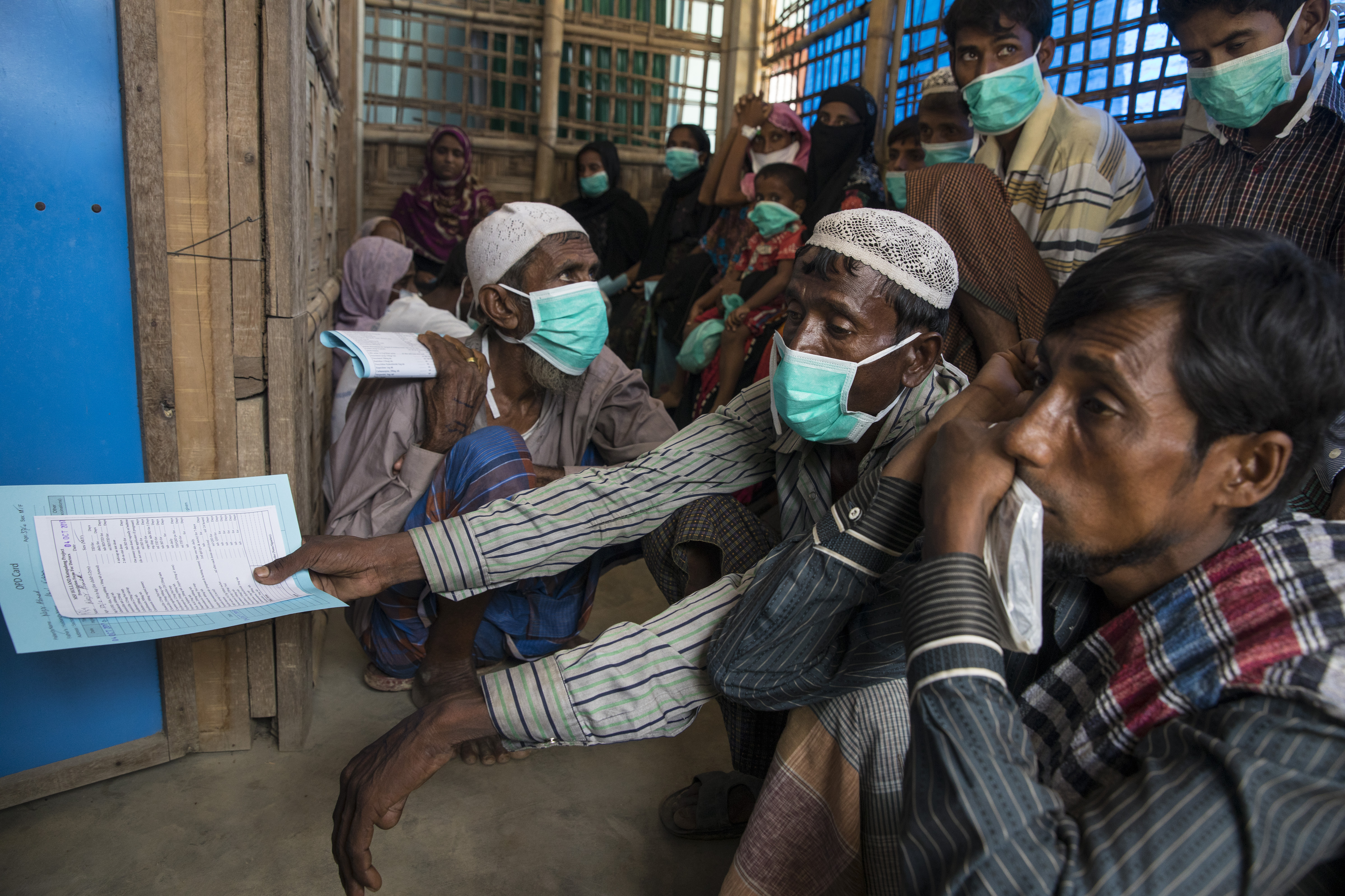 Doctors Without Borders Provide Aid To The Rohingya Refugees