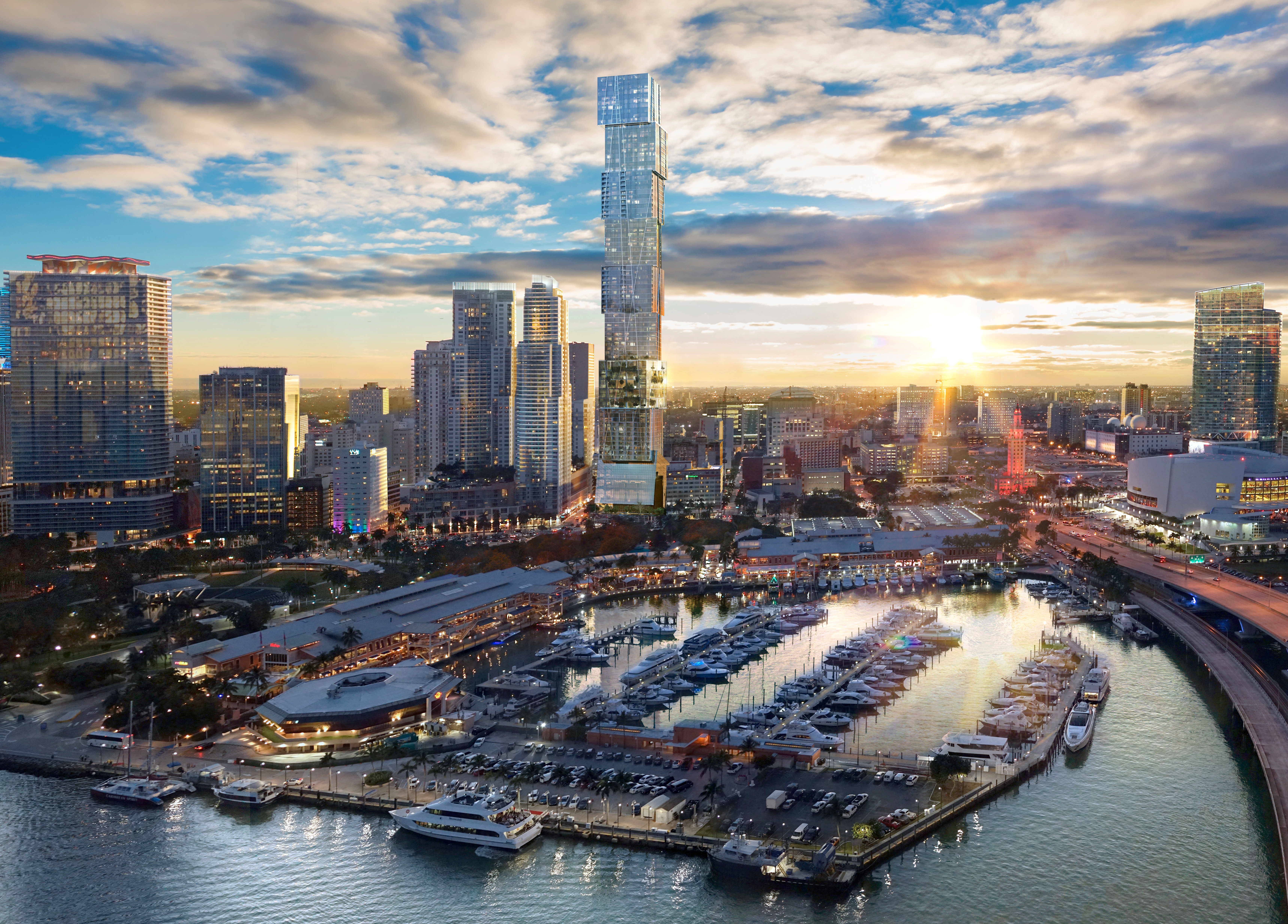 Supertall Waldorf Astoria hotel and condo tower pitched for downtown