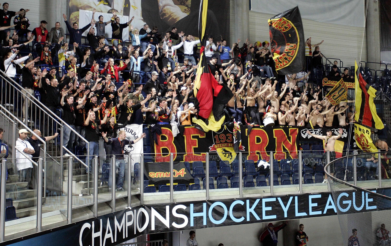 SC Bern v HC Kosice - CHL Qualifying