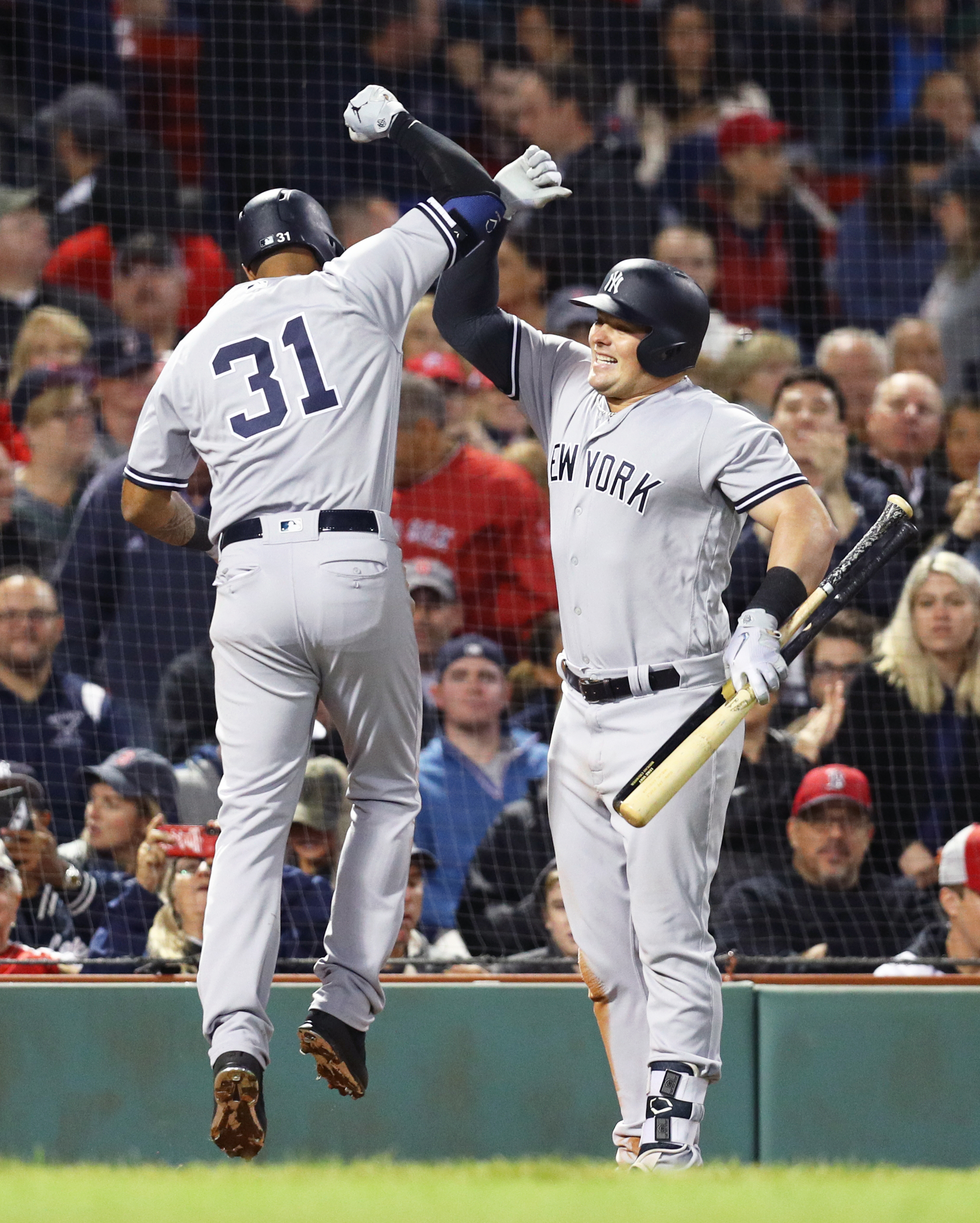 Yankees Set Major League Baseball Record For Most Home Runs In A