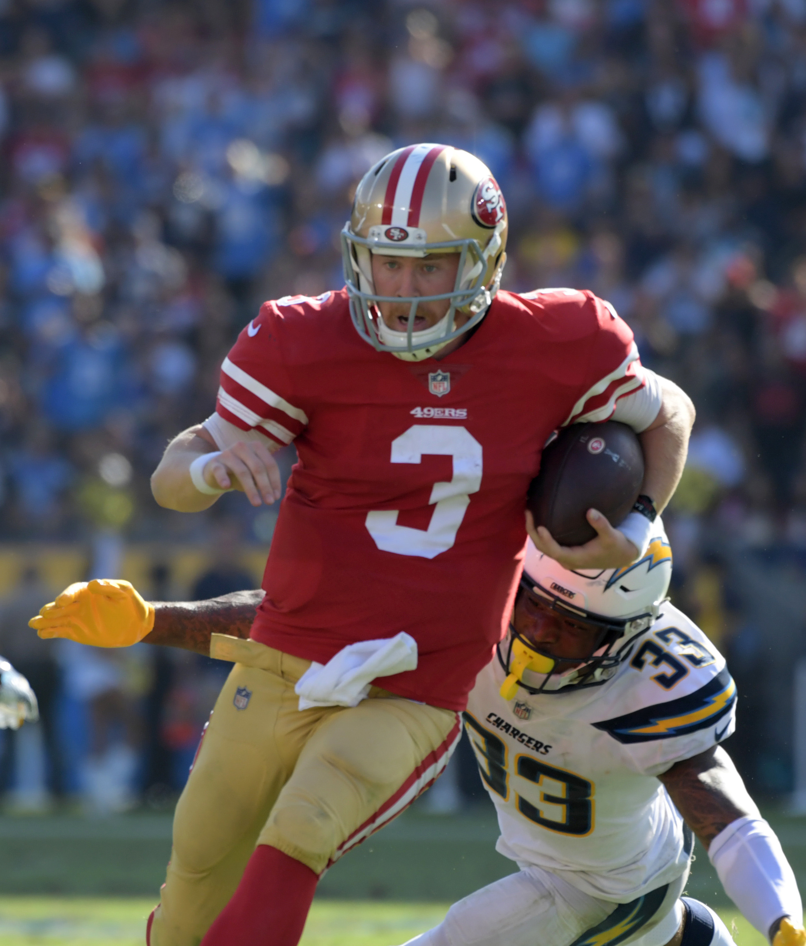49ers vs. Chargers 84ad91149