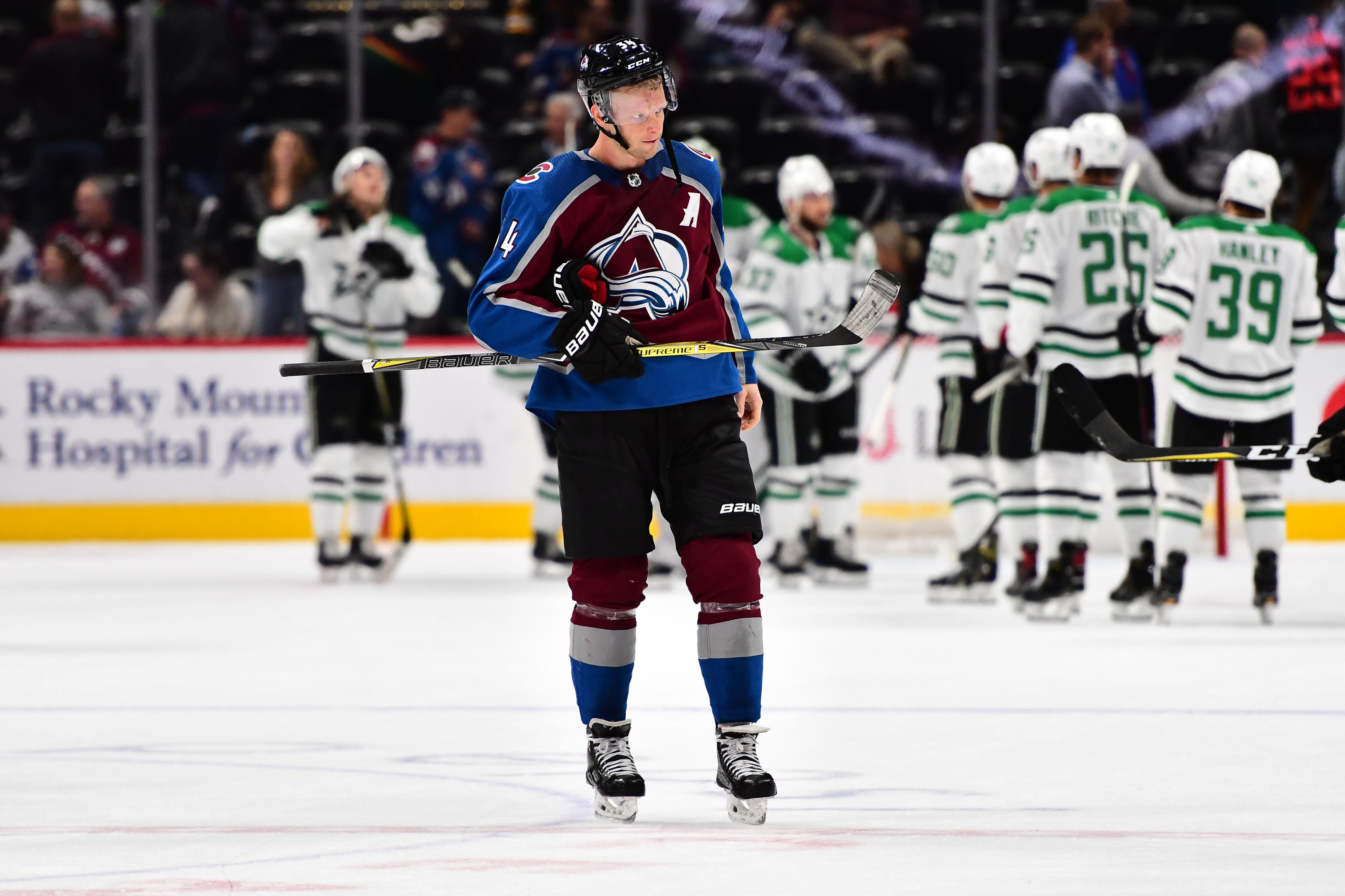 NHL: Preseason-Dallas Stars at Colorado Avalanche