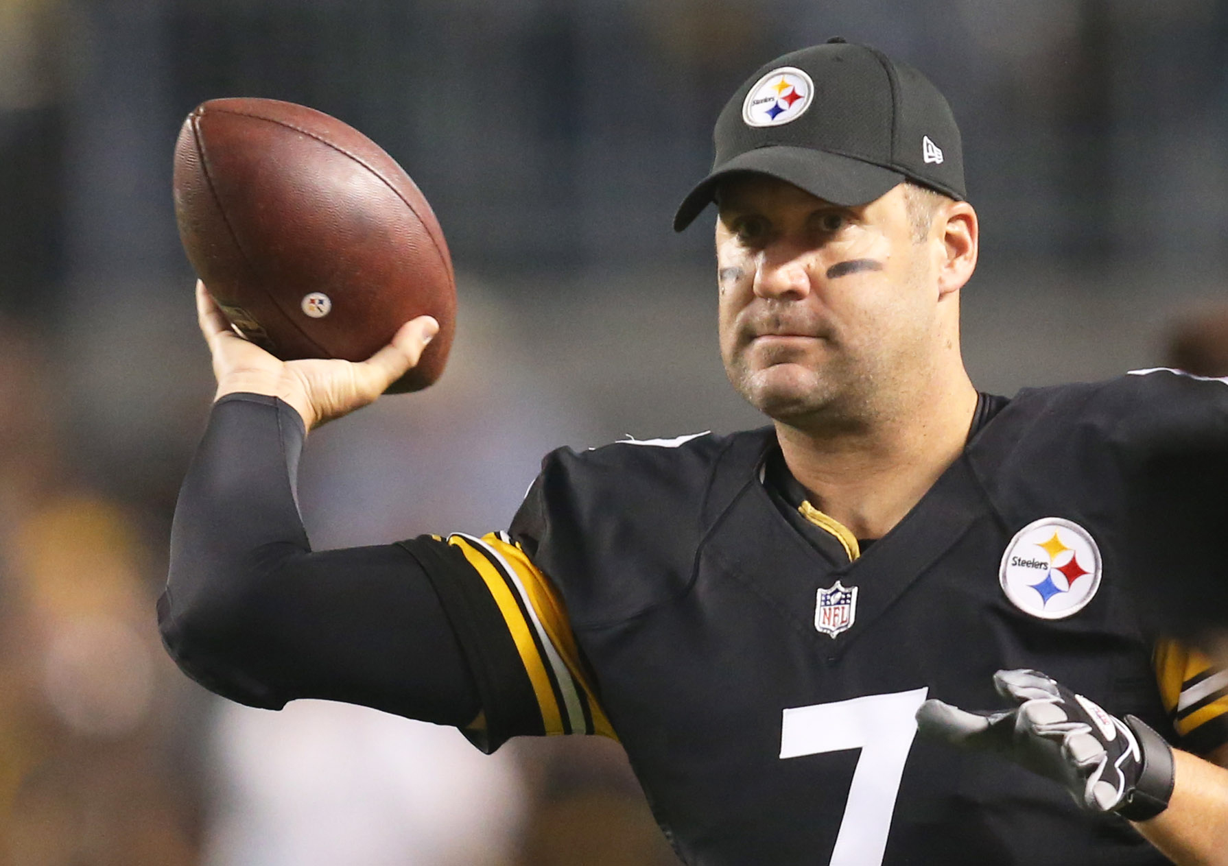 NFL: Baltimore Ravens at Pittsburgh Steelers