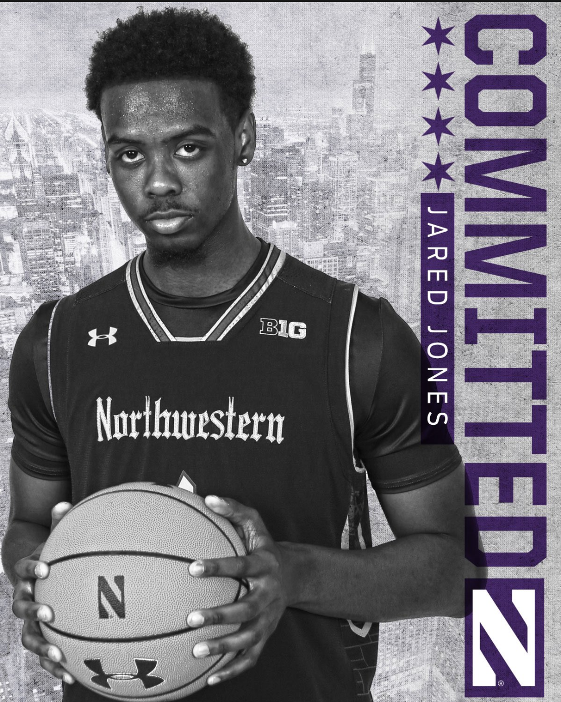 5a1a65cdc0d Northwestern Wildcats Basketball Recruiting - Inside NU