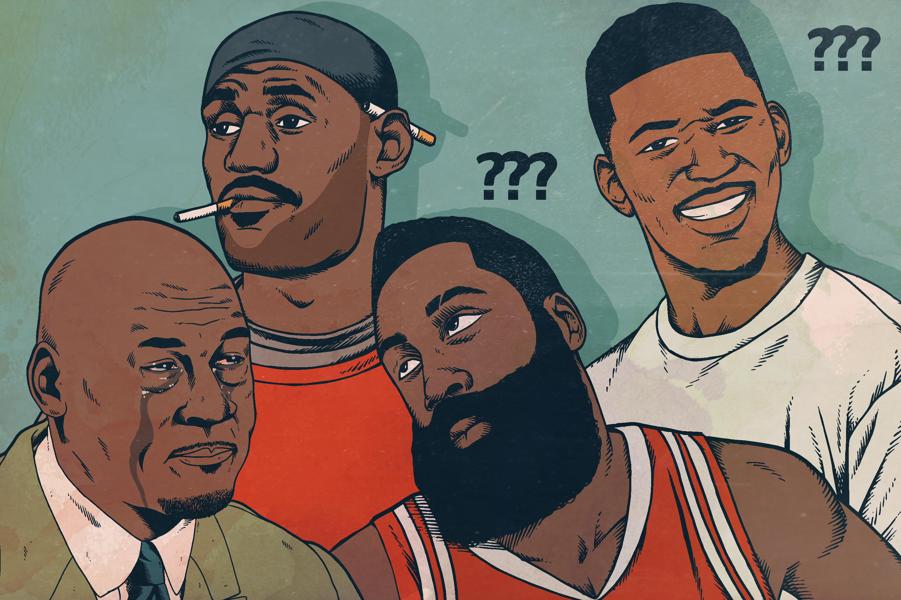 2d99ef8c6b2 What Is the Best NBA Meme  - The Ringer