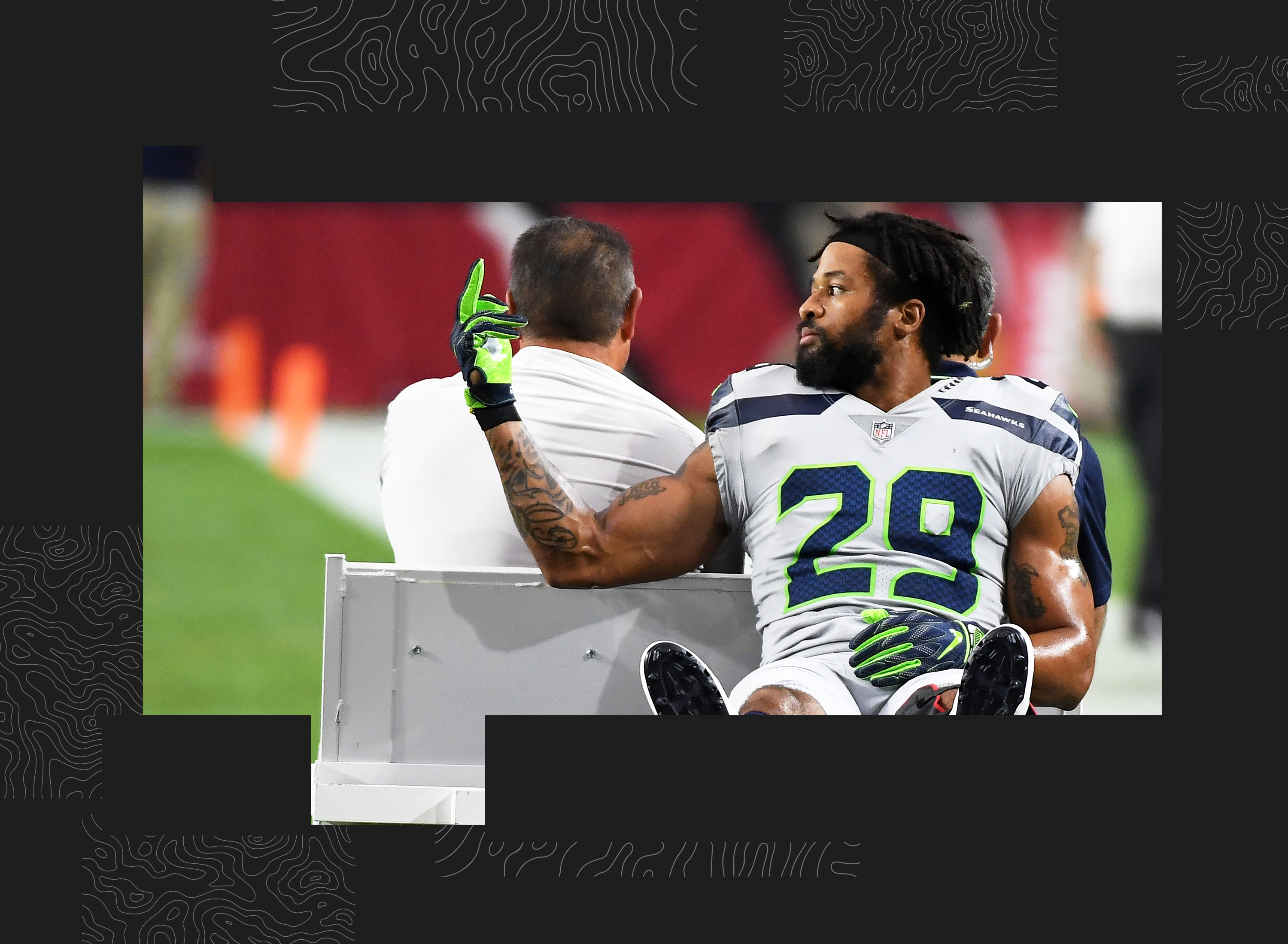 Earl Thomas gave the Seahawks way more than they deserved