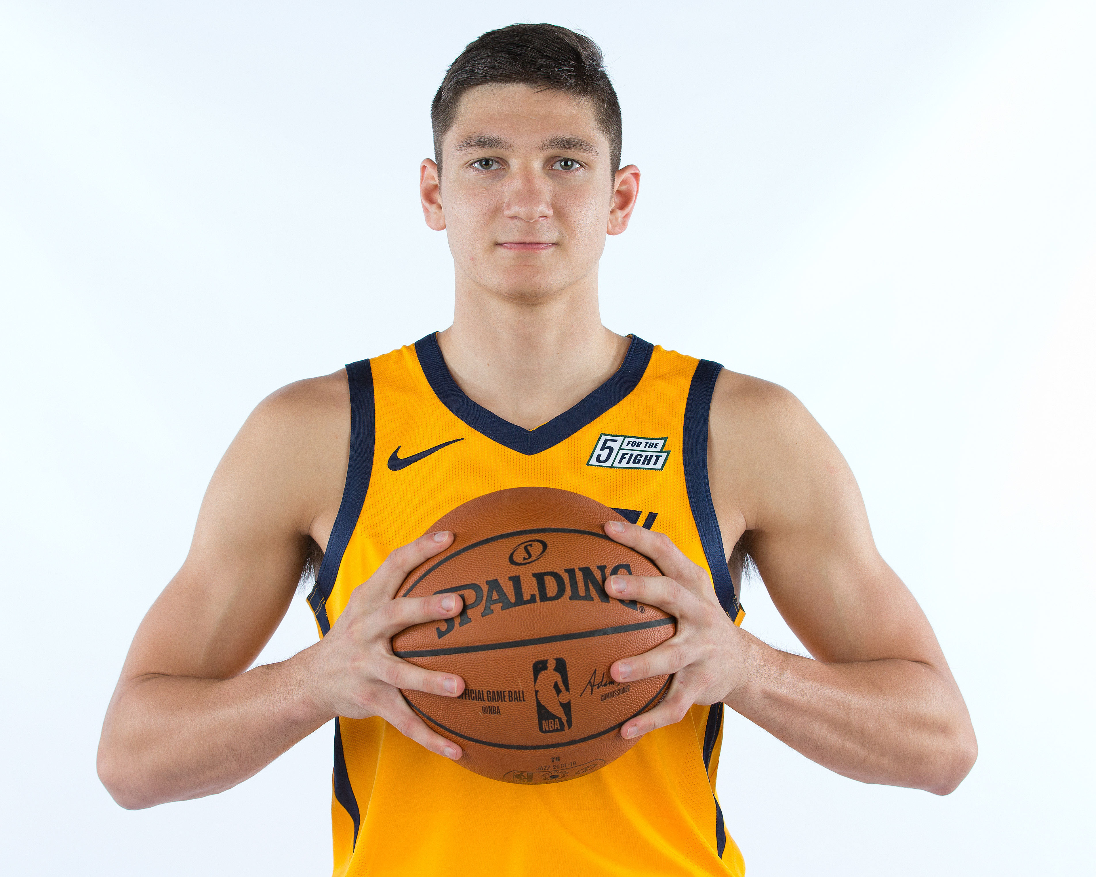 new style ac200 903a9 Utah Jazz Rank: Grayson Allen voted as the 11th most ...