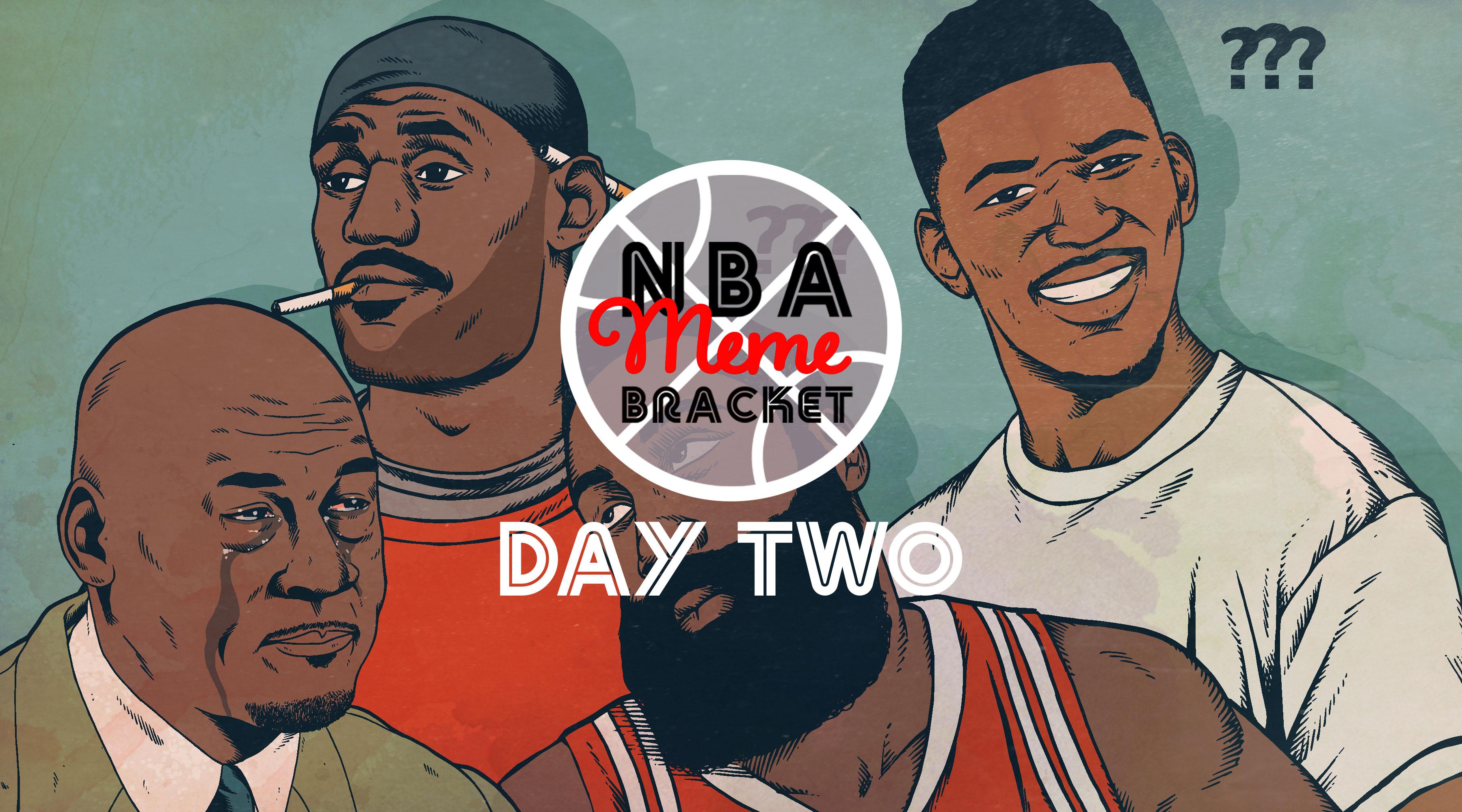 679c3f835adb Day 2 of the NBA Meme Bracket - The Ringer