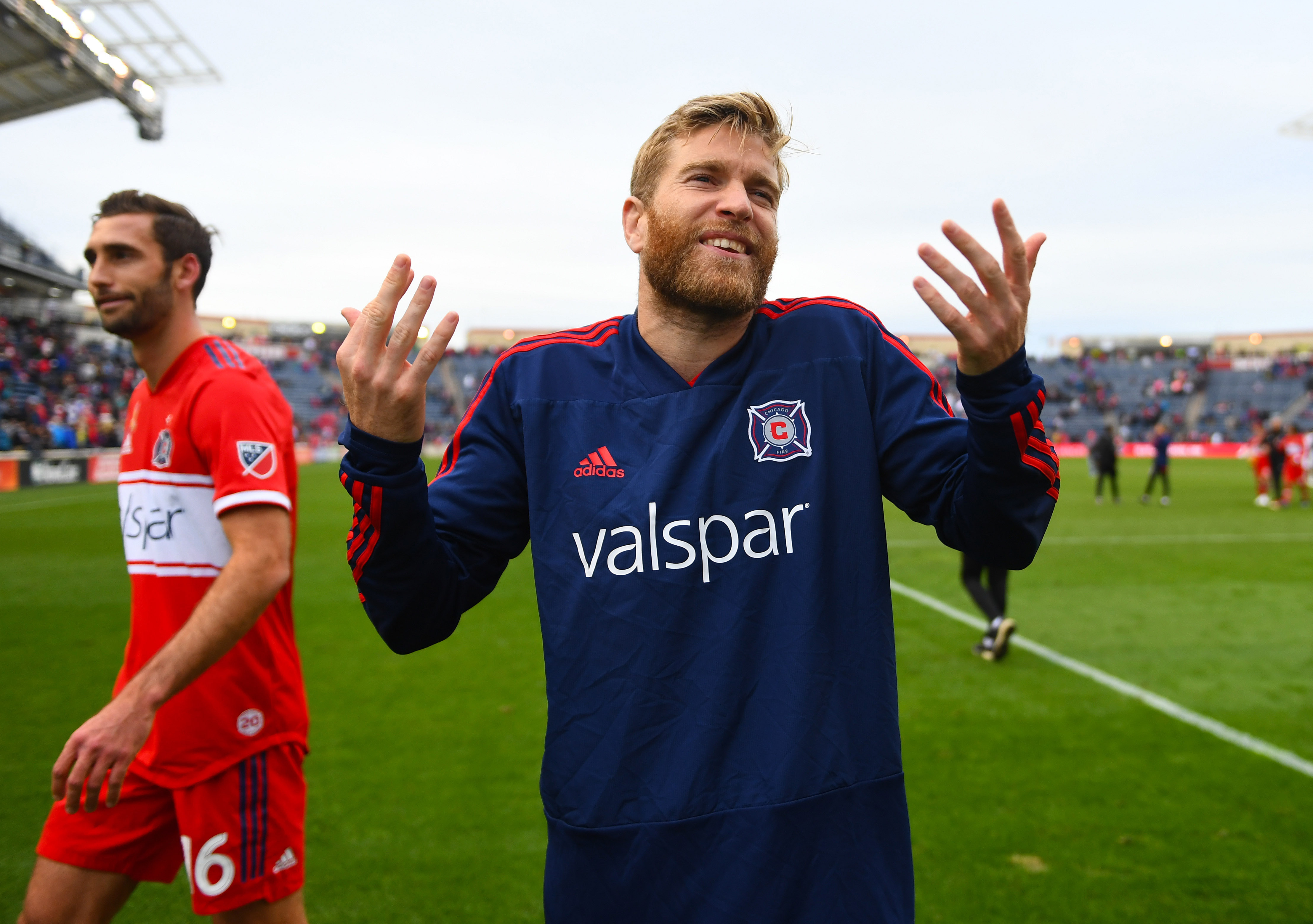 MLS: Los Angeles FC at Chicago Fire