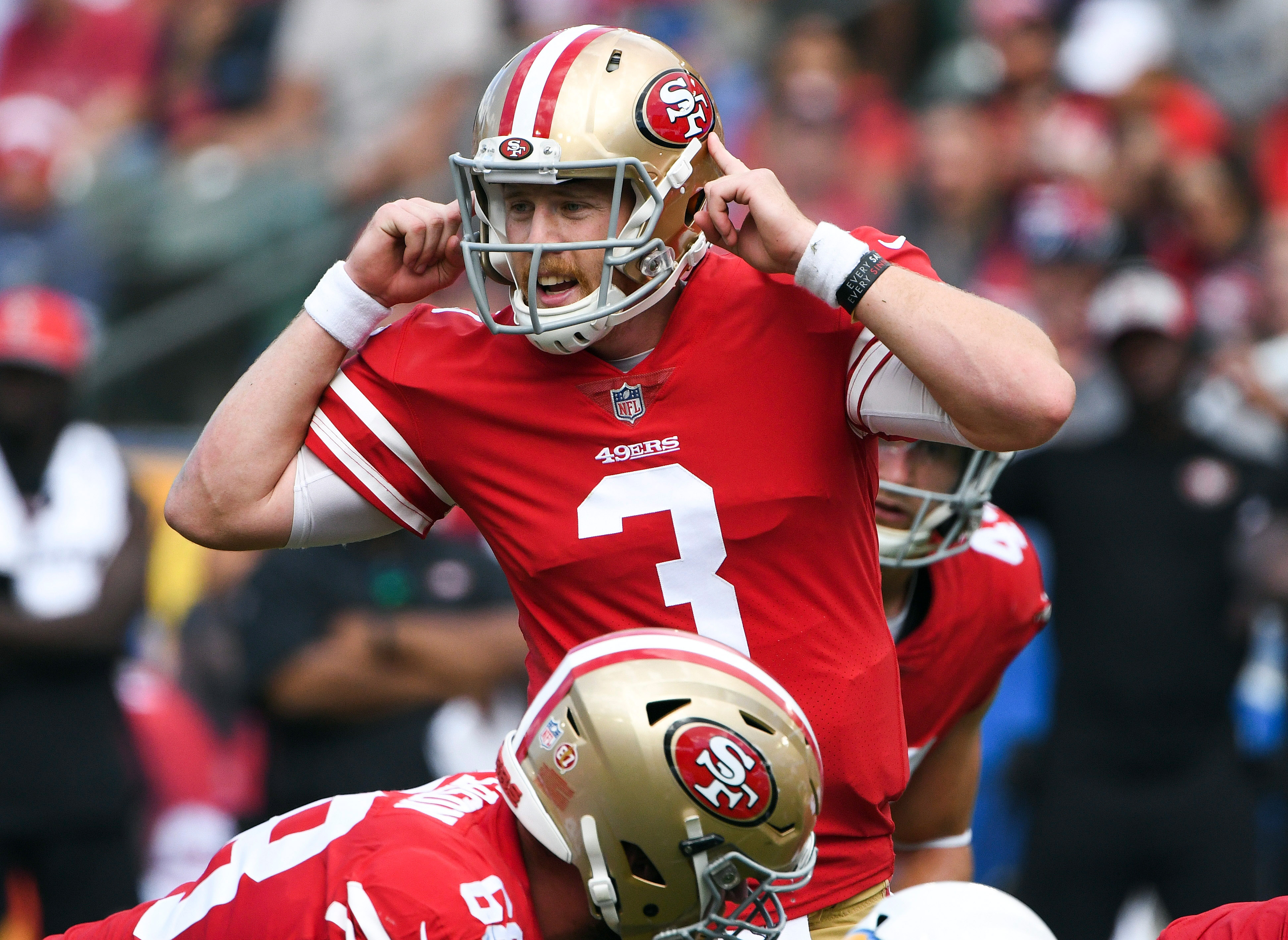 NFL: San Francisco 49ers at Los Angeles Chargers