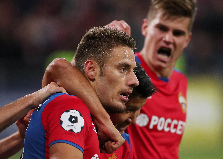 PFC CSKA Moscow vs FC Spartak Moscow - Russian Premier League