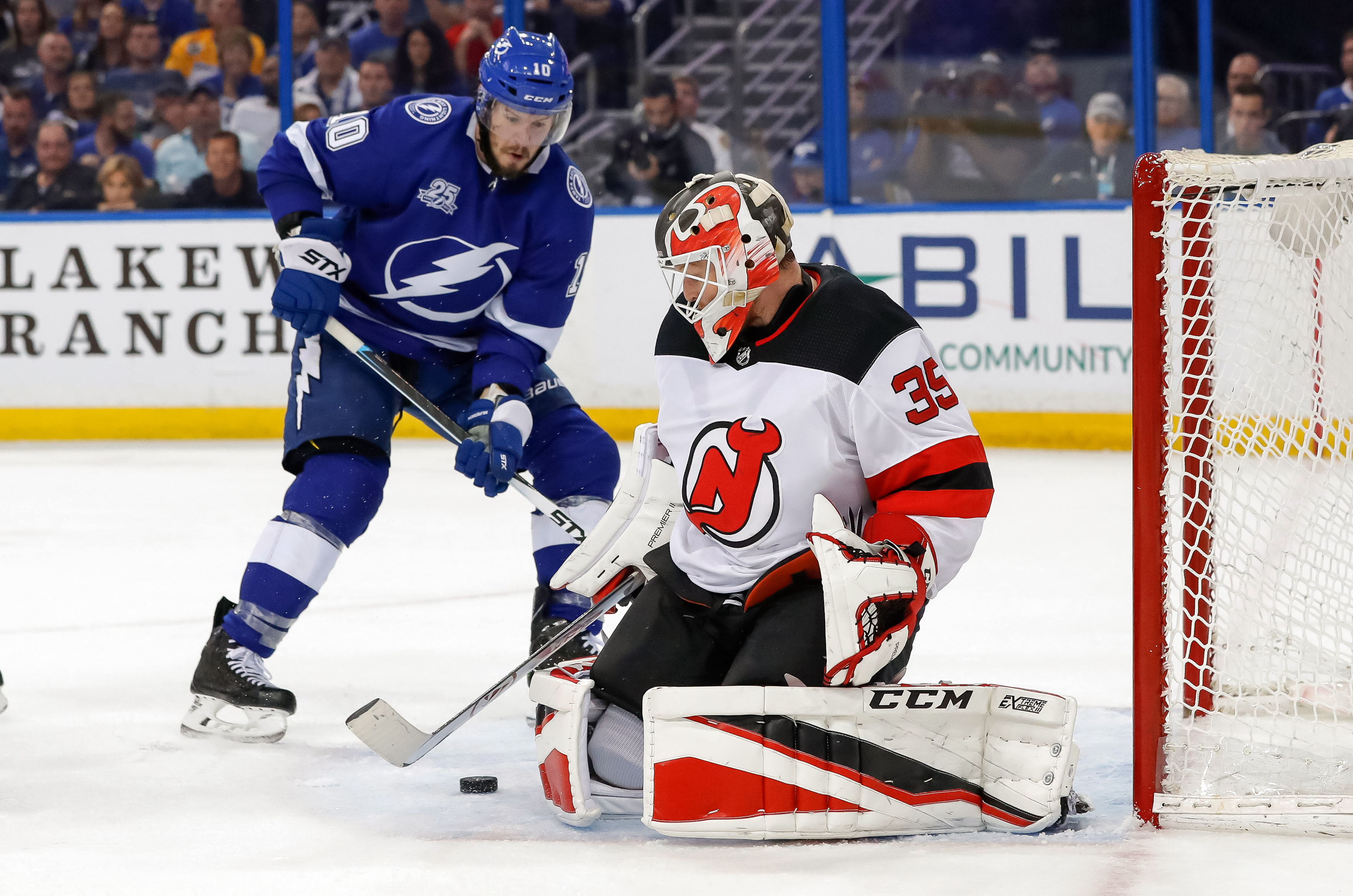 New Jersey Devils 2018-19 Season Preview Part 3  Goaltenders fd62a1e74