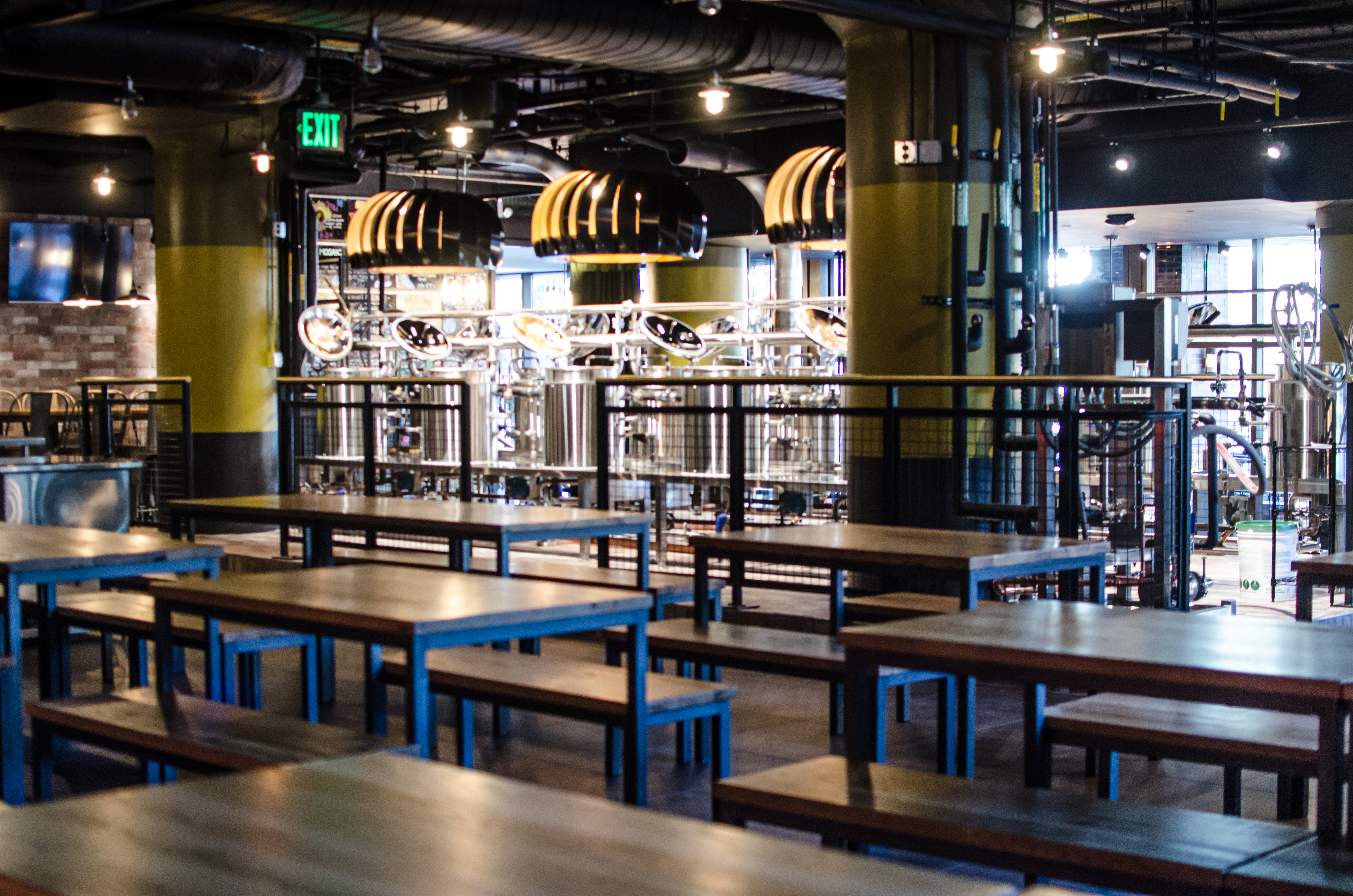 Hopsters in the Seaport District