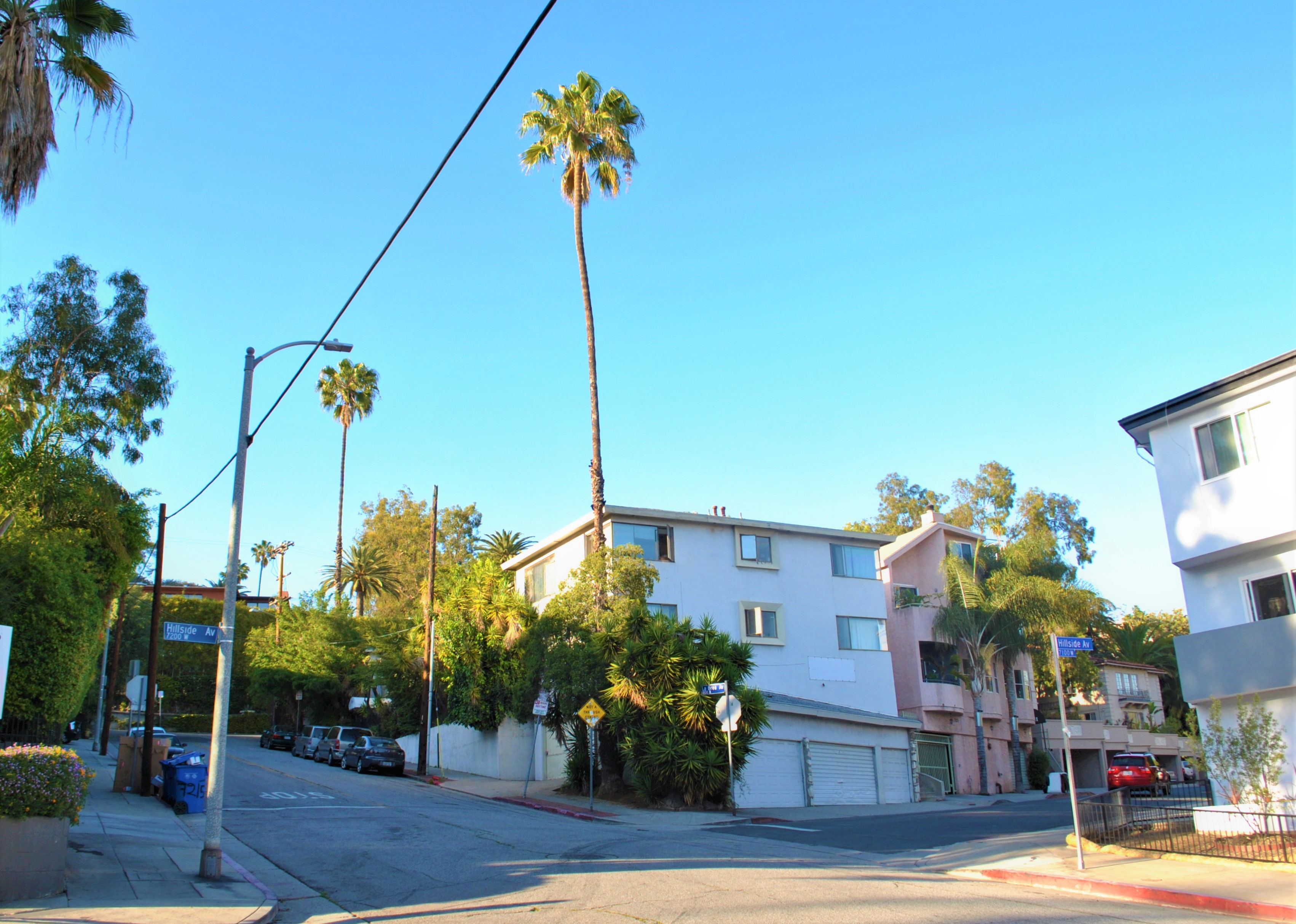 Apartments in Hollywood