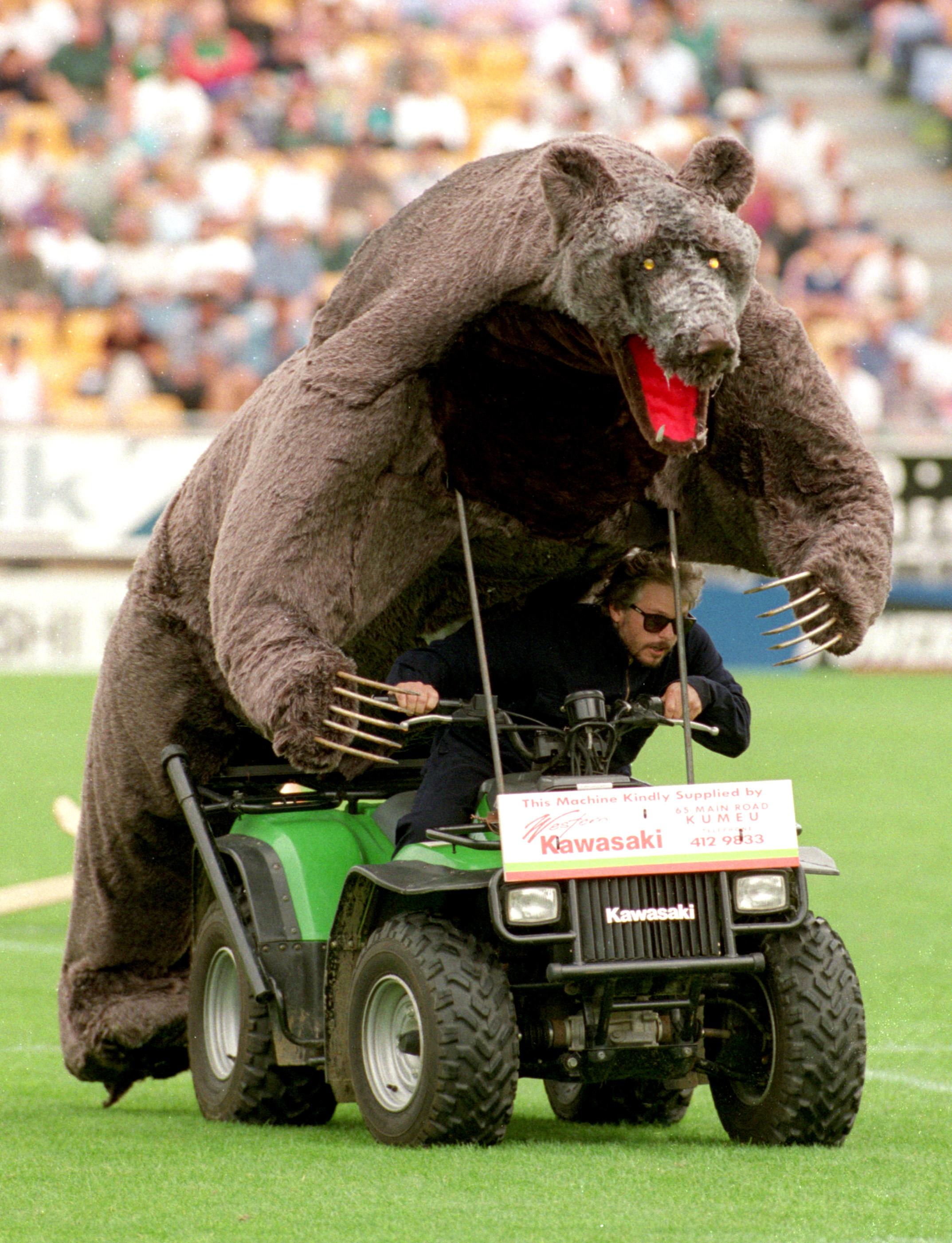 ARL - Warriors v Bears