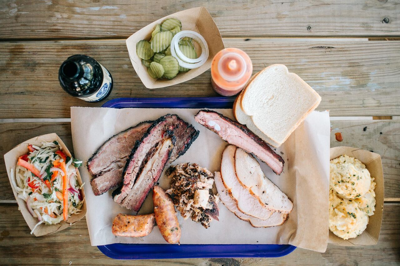 Barbecue from Texas 46 BBQ