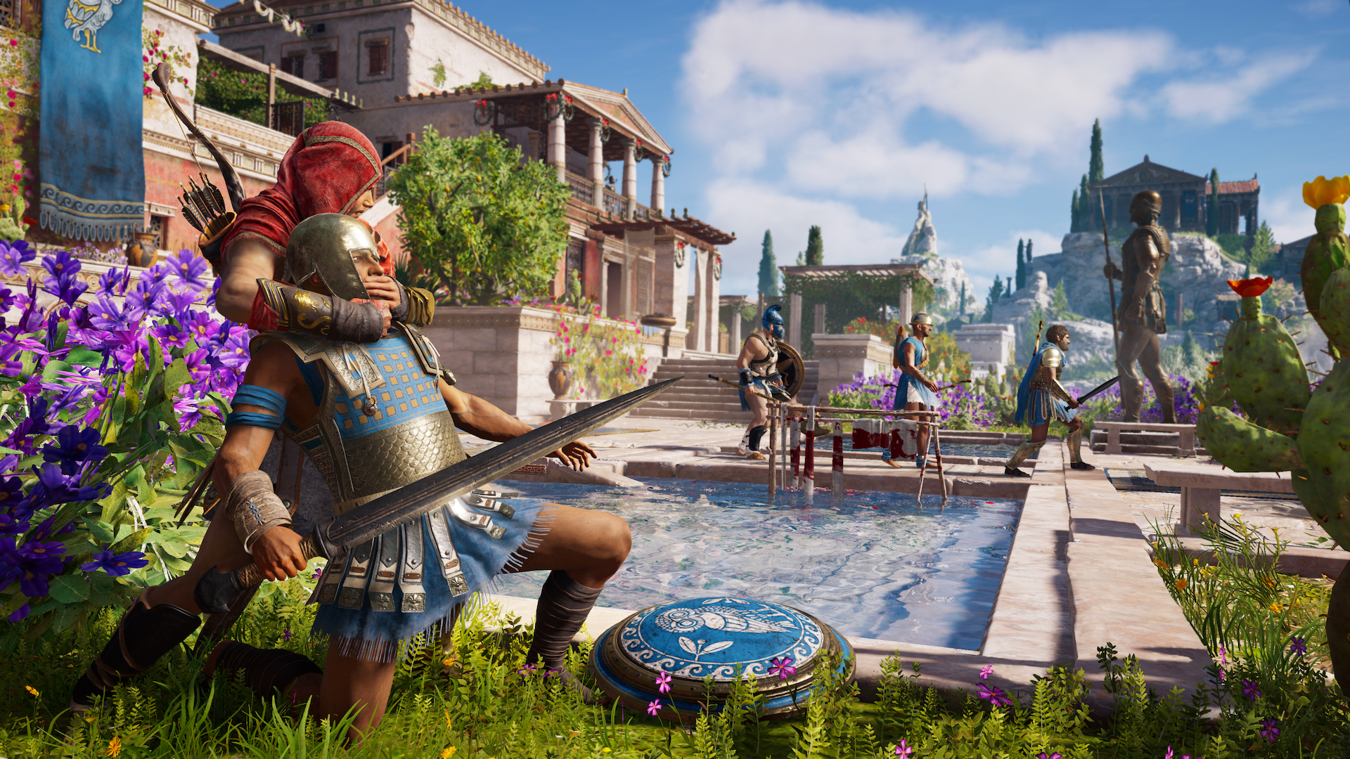 Assassin S Creed Odyssey Beginner S Guide And Tips Polygon