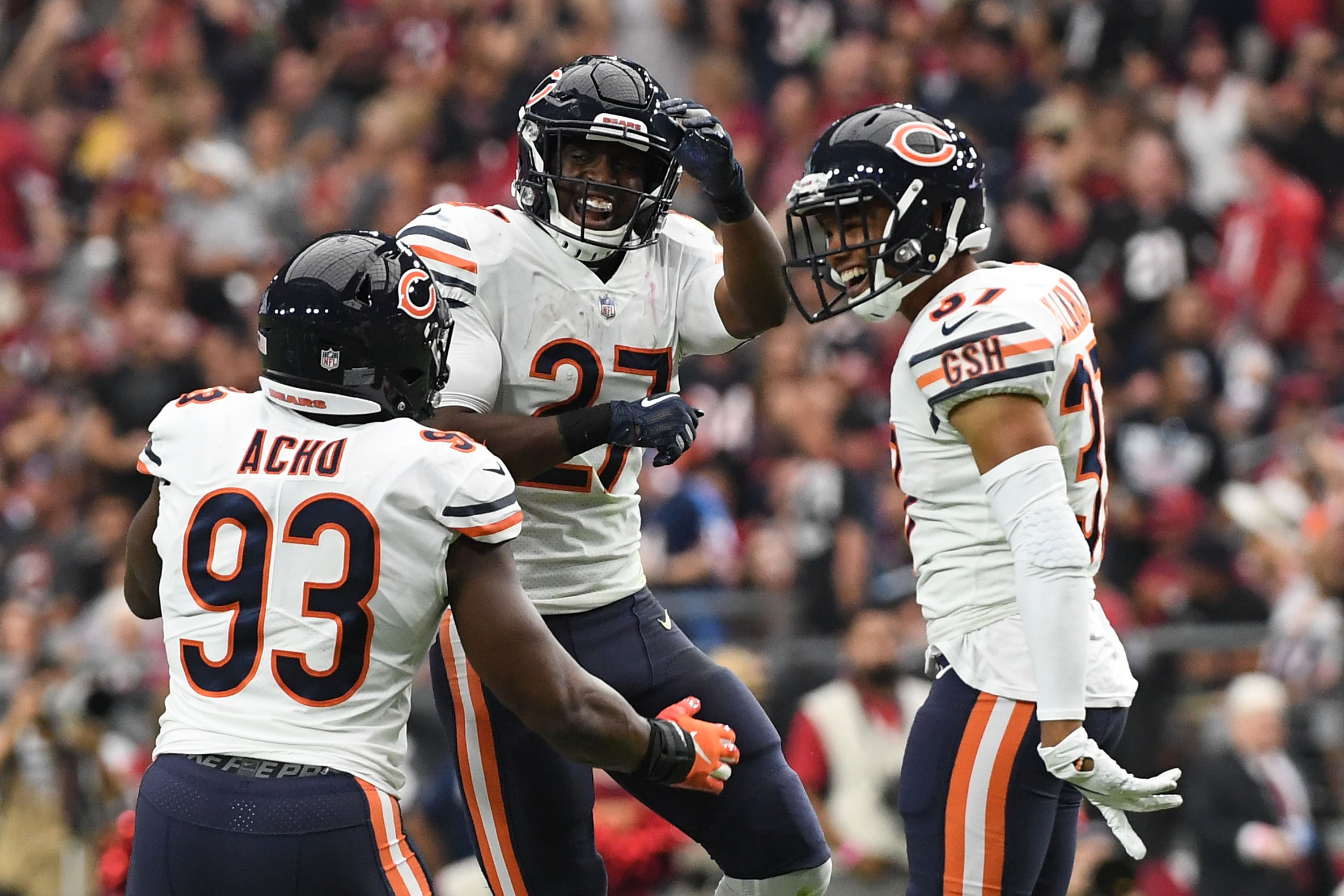 Chicago Bears  First quarter report card - Windy City Gridiron 1c22a154b