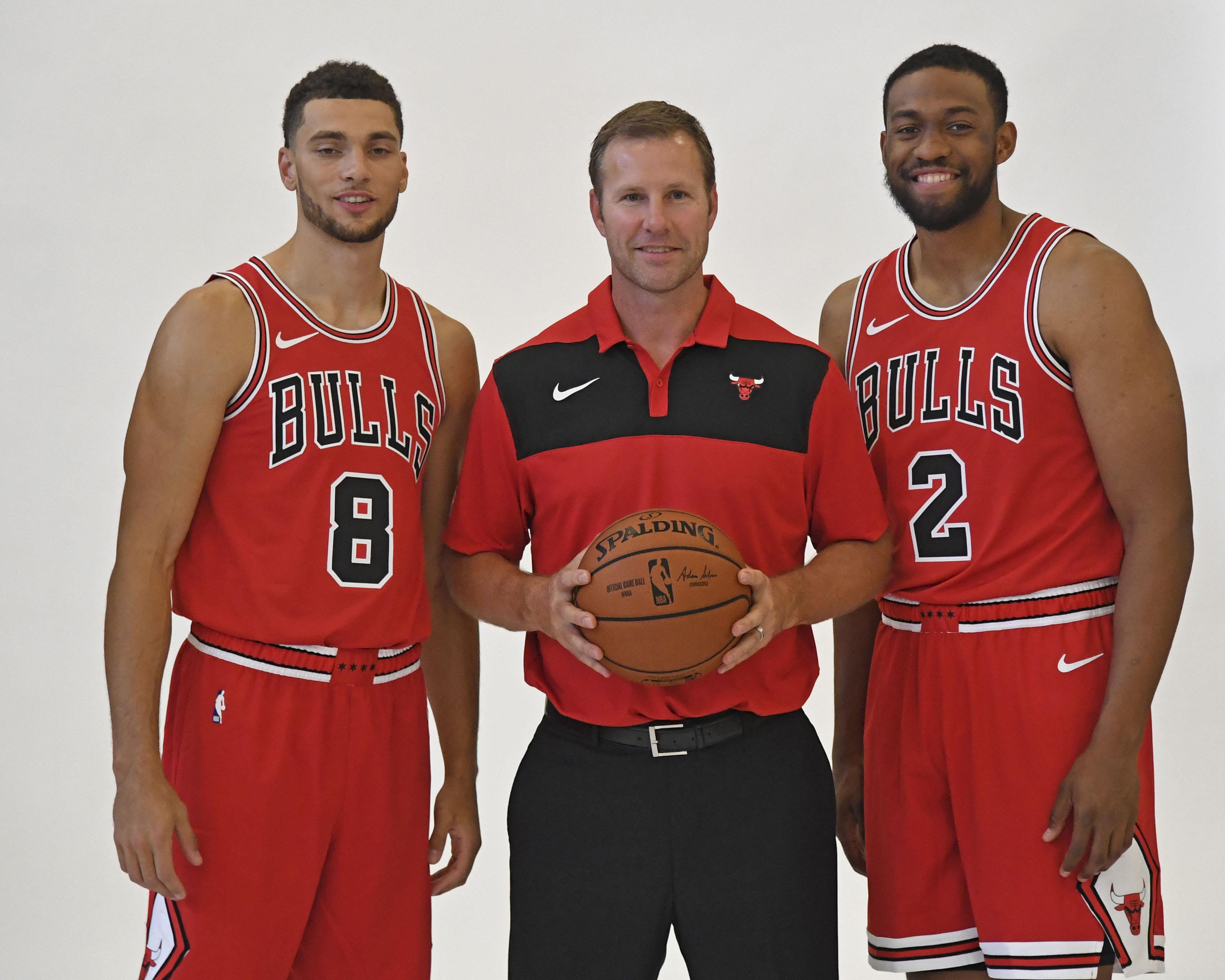 NBA: Chiacgo Bulls-Media Day