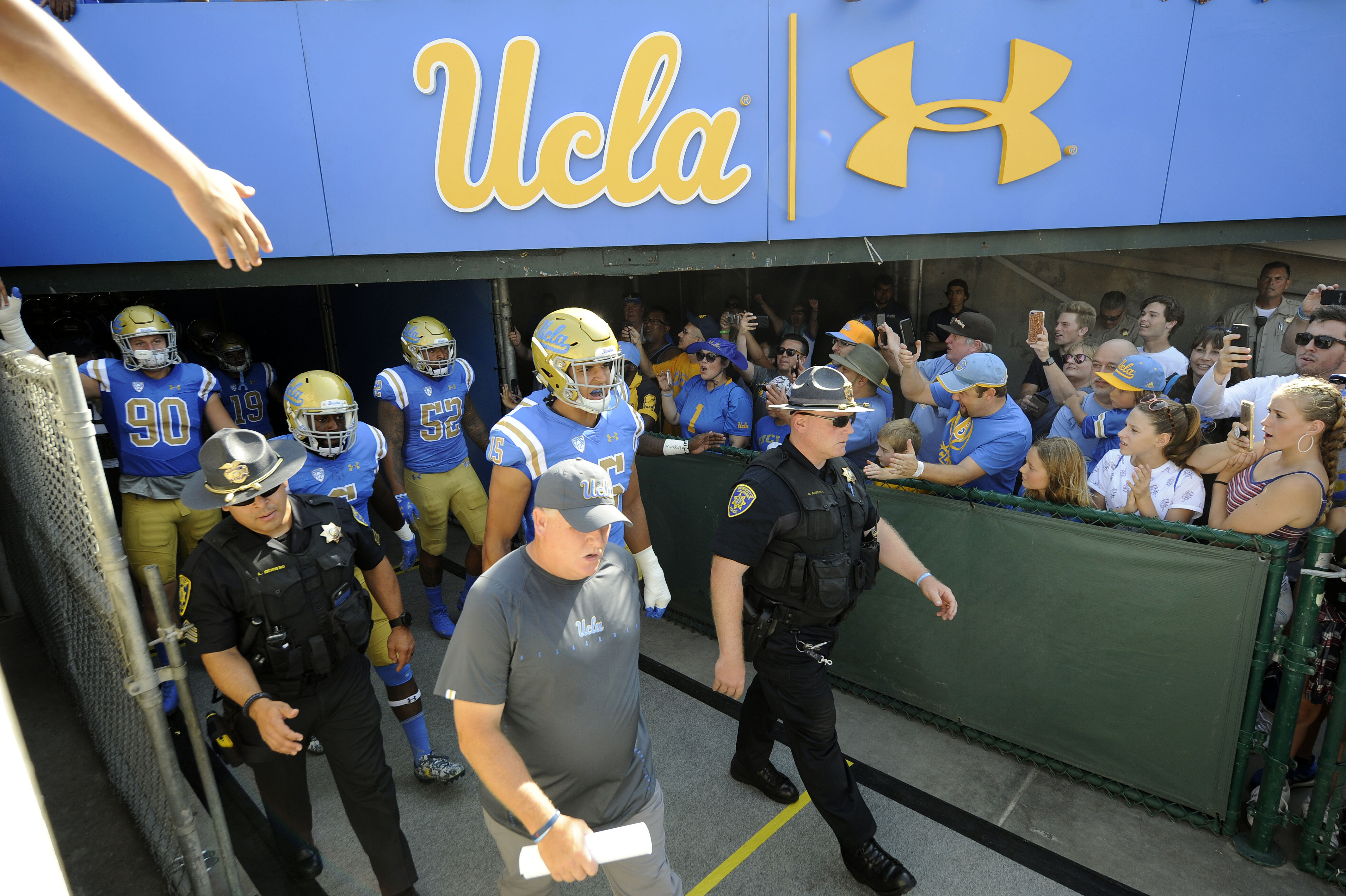 NCAA Football: Cincinnati at UCLA