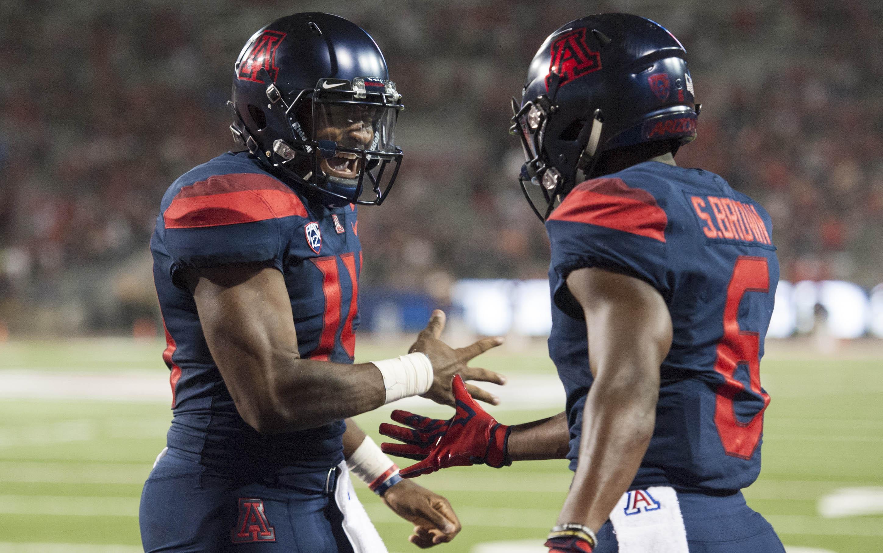 NCAA Football: Southern Utah at Arizona